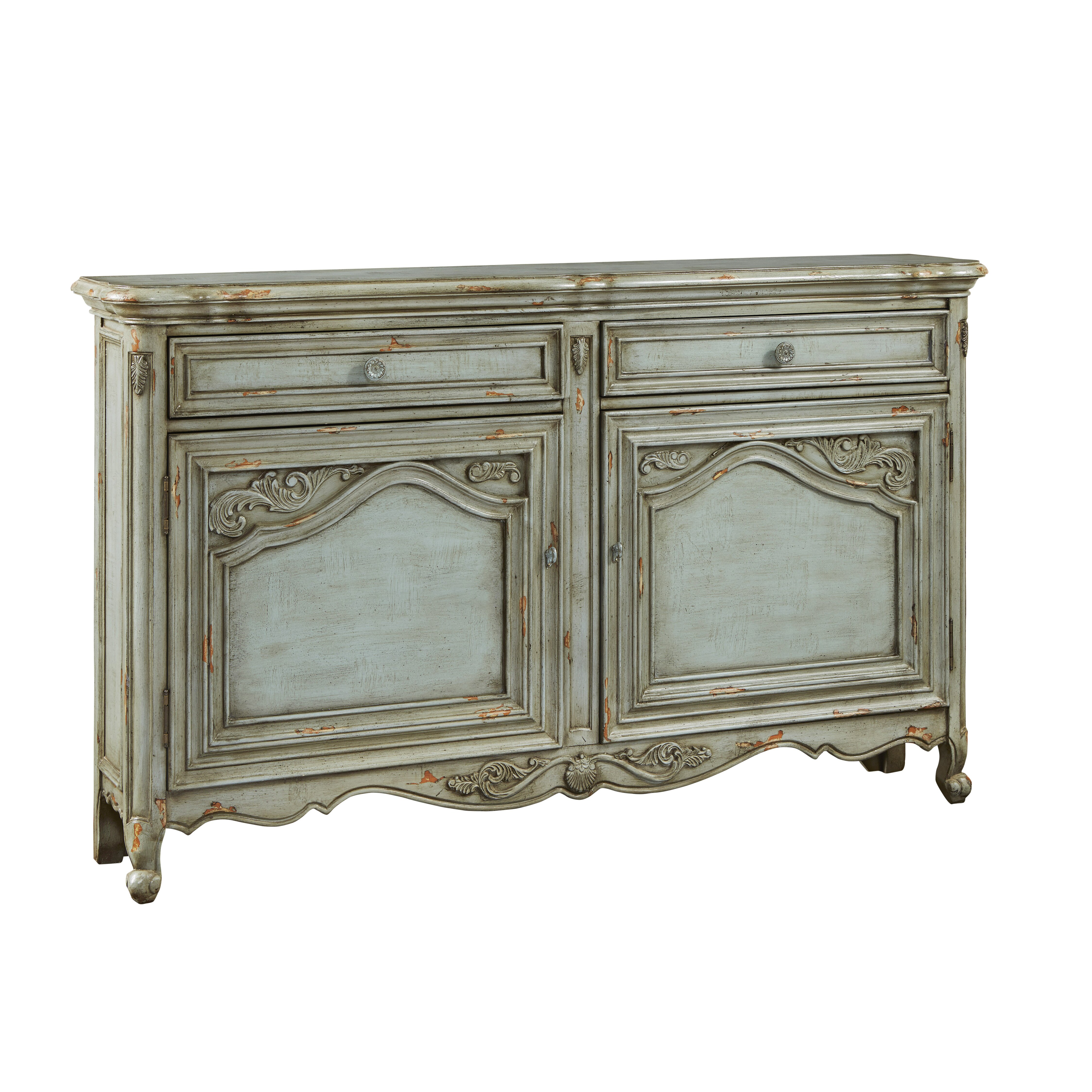 Pulaski Russelle Credenza Reviews Wayfair