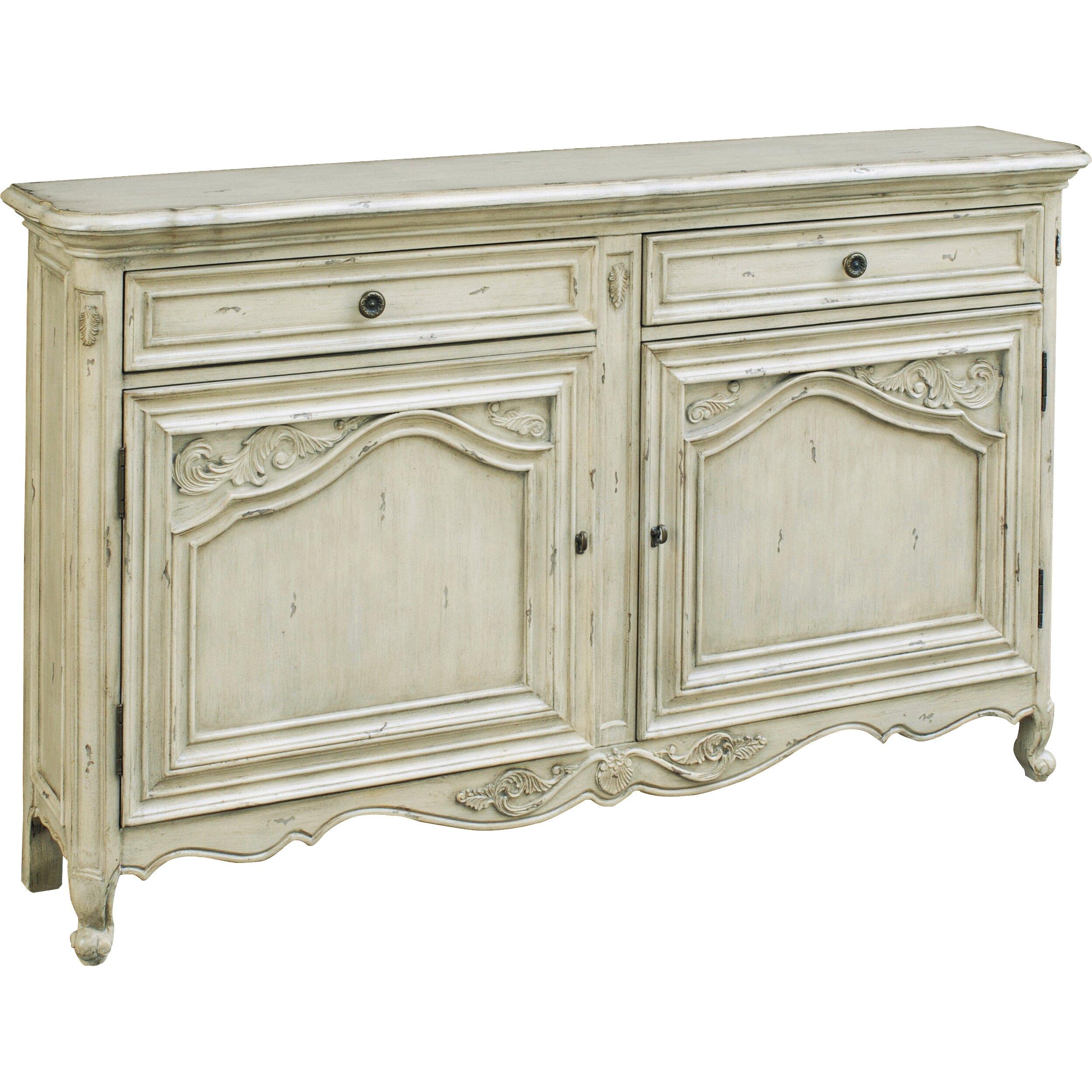 Console Cabinet Furniture: Pulaski Console Cabinet & Reviews