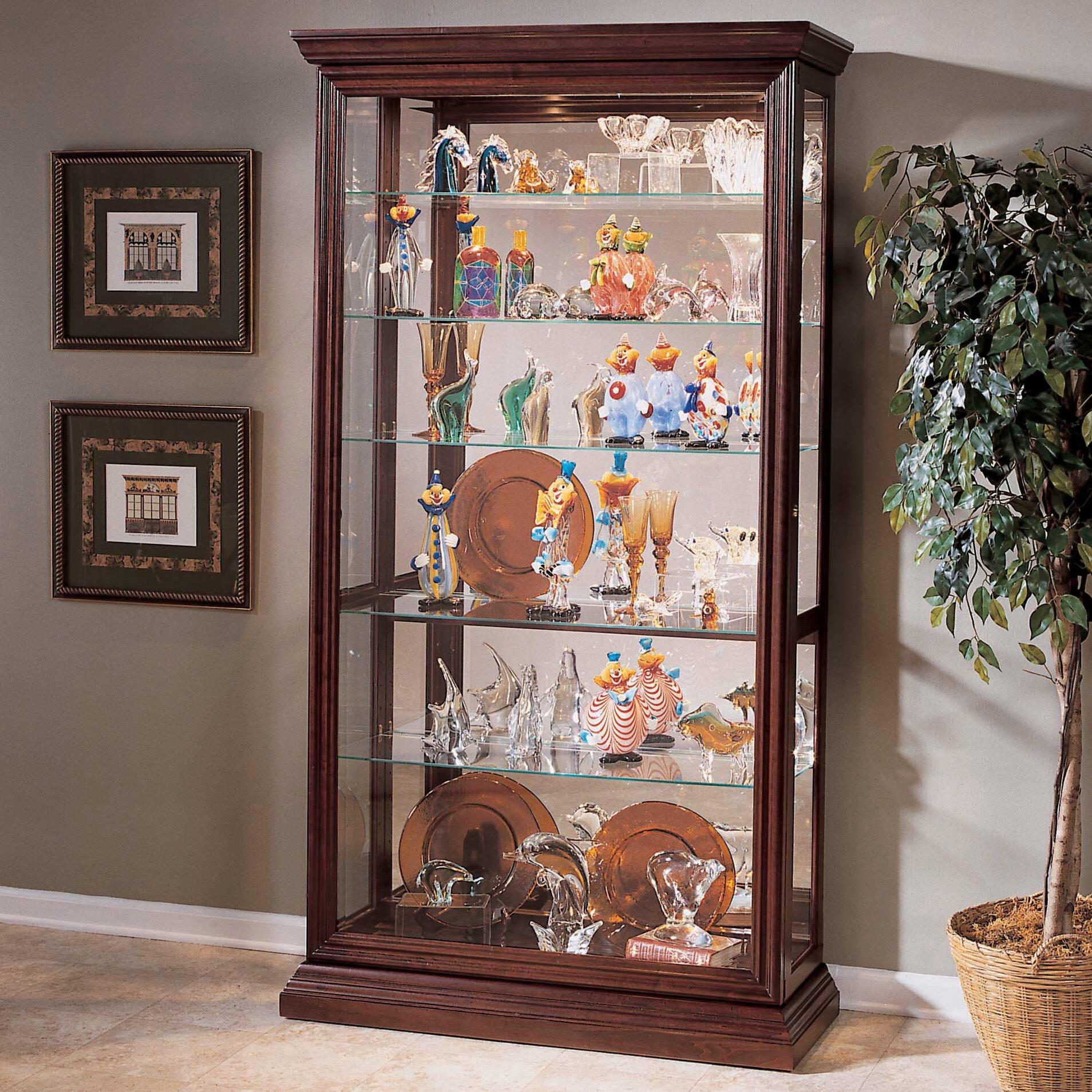 Pulaski Keepsakes Eden Curio Cabinet & Reviews
