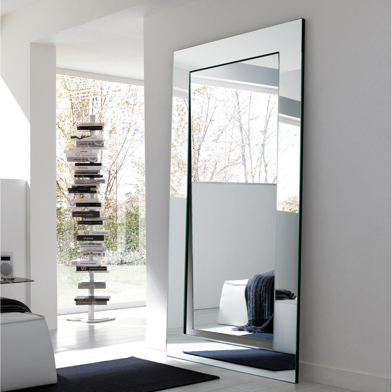 urban designs gerundio floor mirror wayfair uk