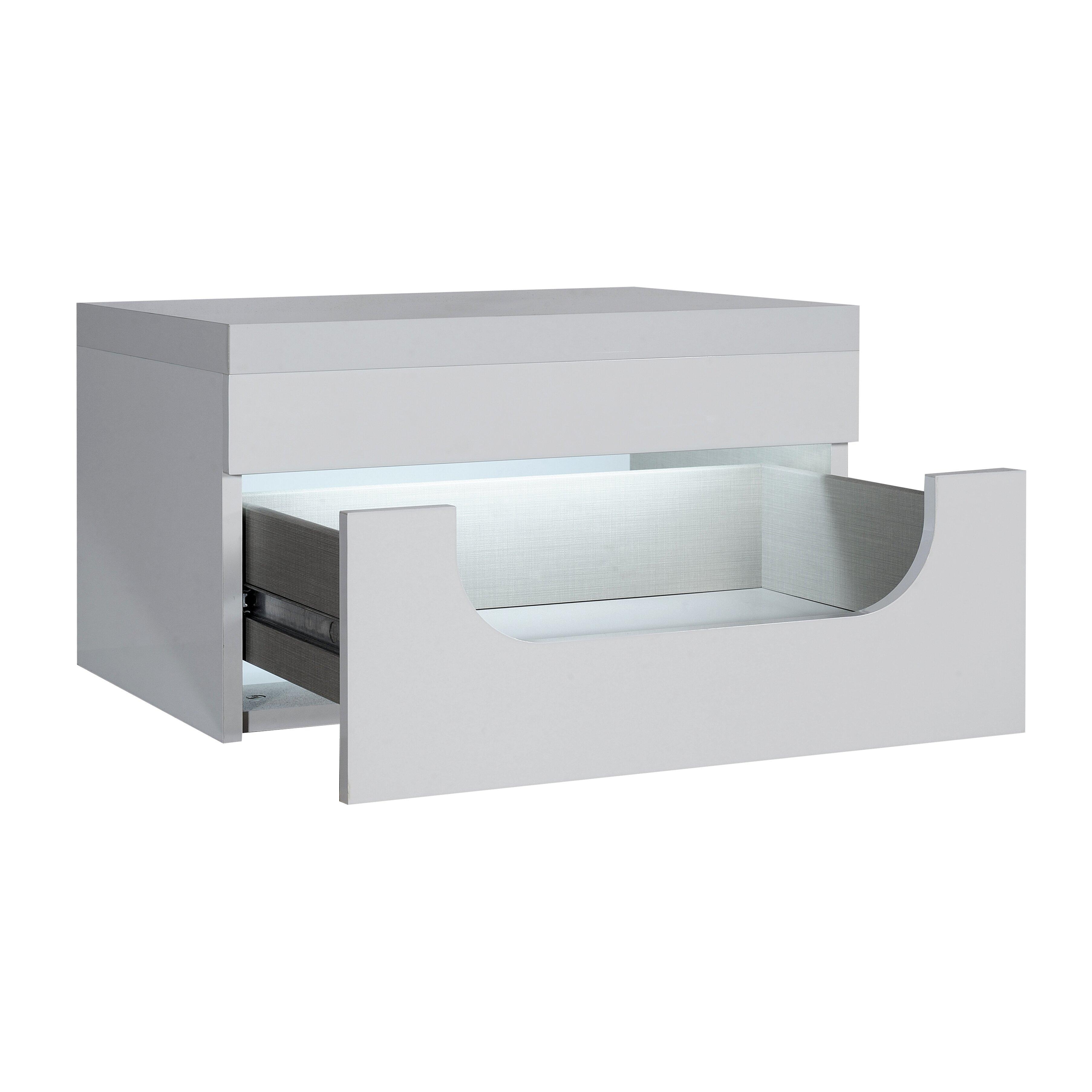 Urban designs keddie 1 drawer bedside table reviews for 1 drawer bedside table