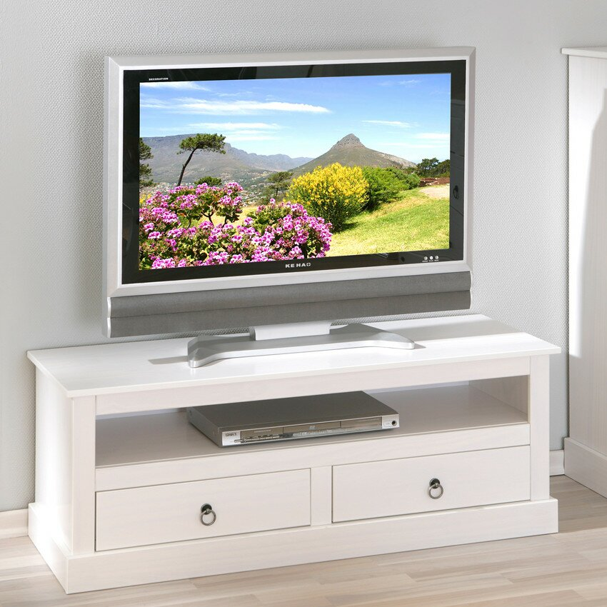 House additions boomer tv stand reviews wayfair uk for Table tv bois