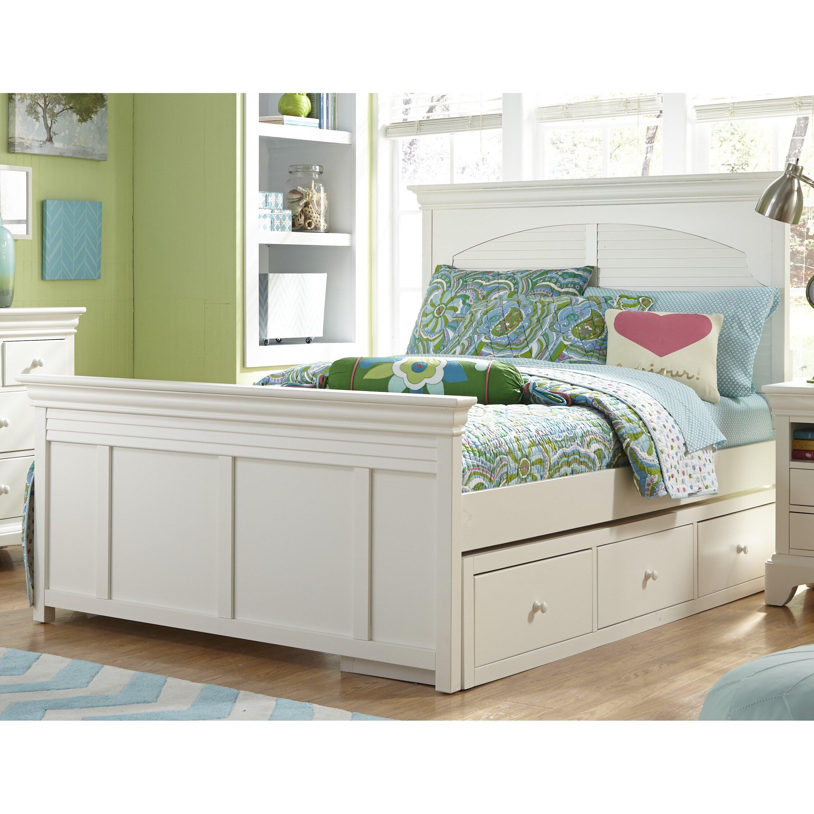 My Home Furnishings Neopolitan Panel Customizable Bedroom Set Reviews Wayfair Supply