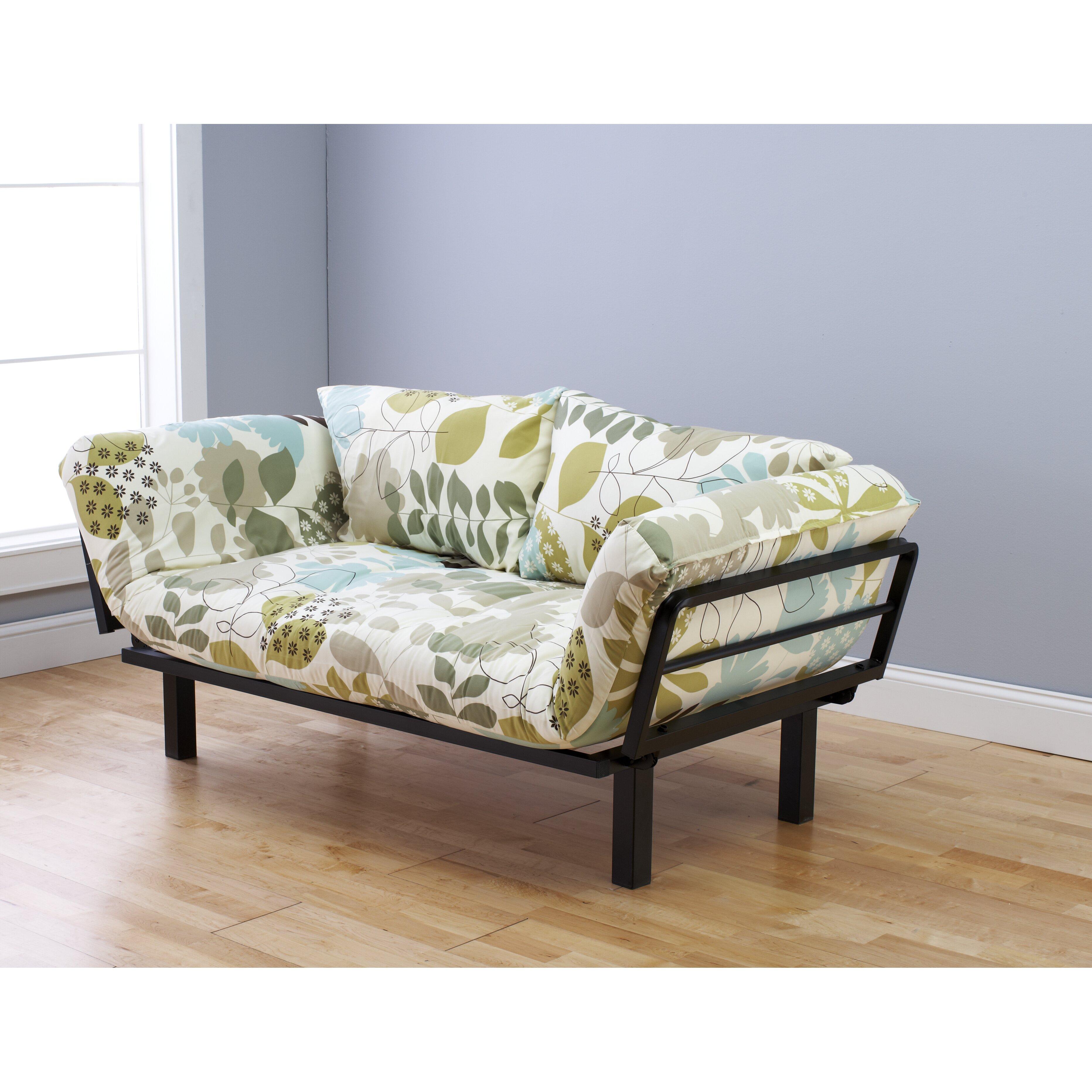 Kodiak furniture convertible sofa reviews wayfair for Sofa convertible 2 places