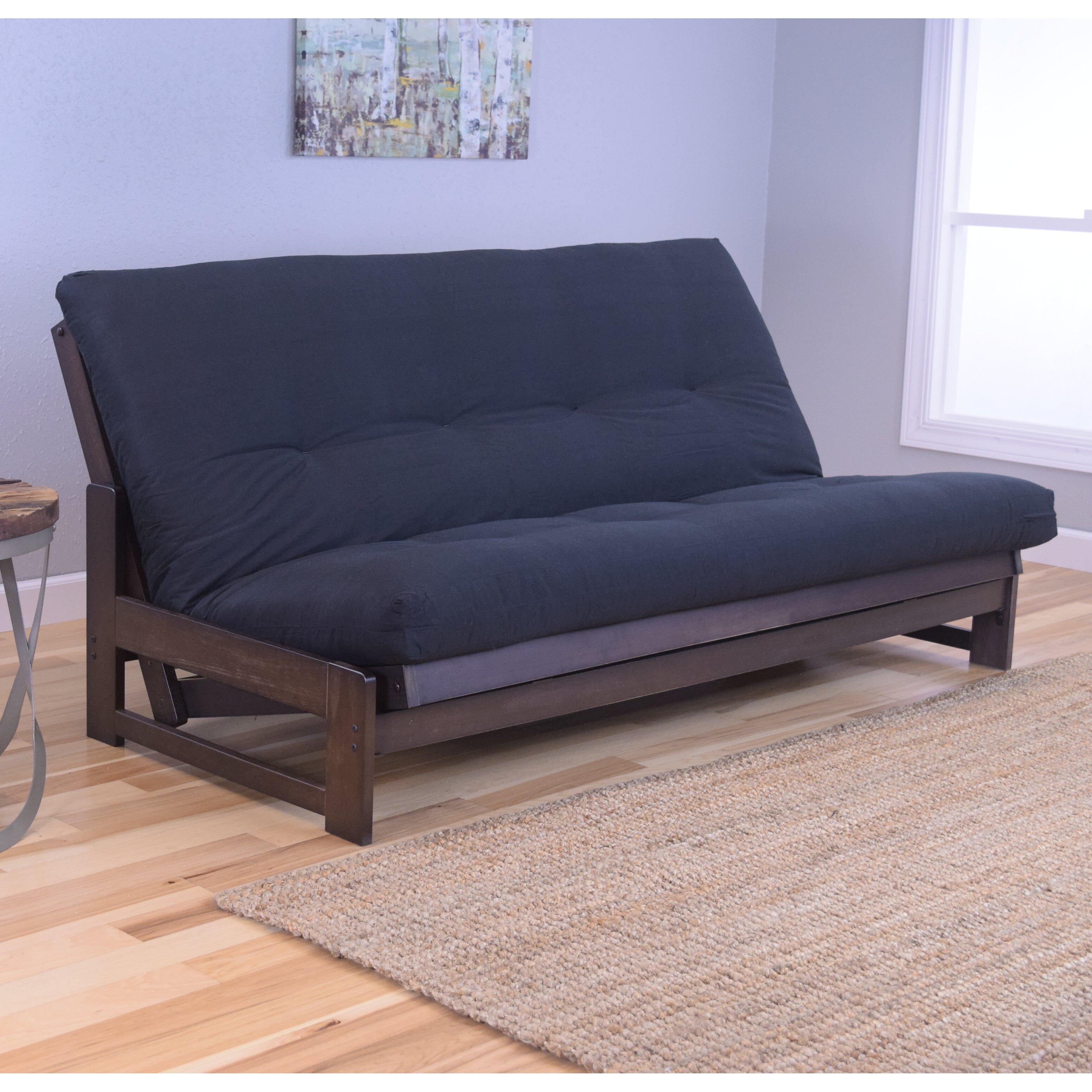 Kodiak furniture aspen futon and mattress reviews wayfair for Where to buy futon mattresses