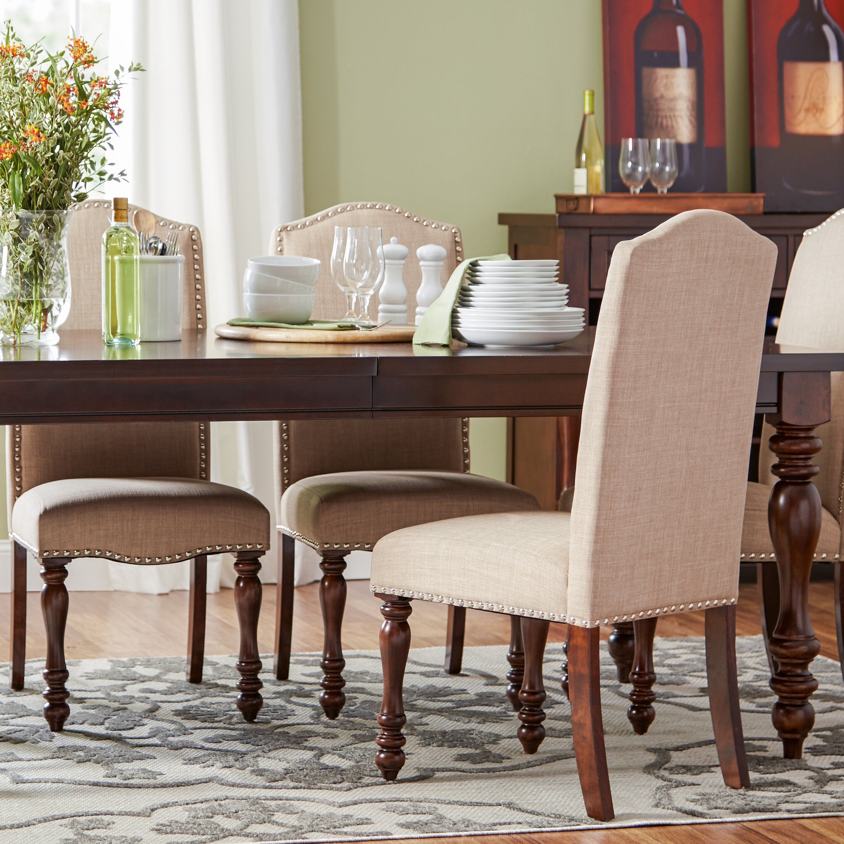 Wayfair Modern Dining Chairs Dining room ideas