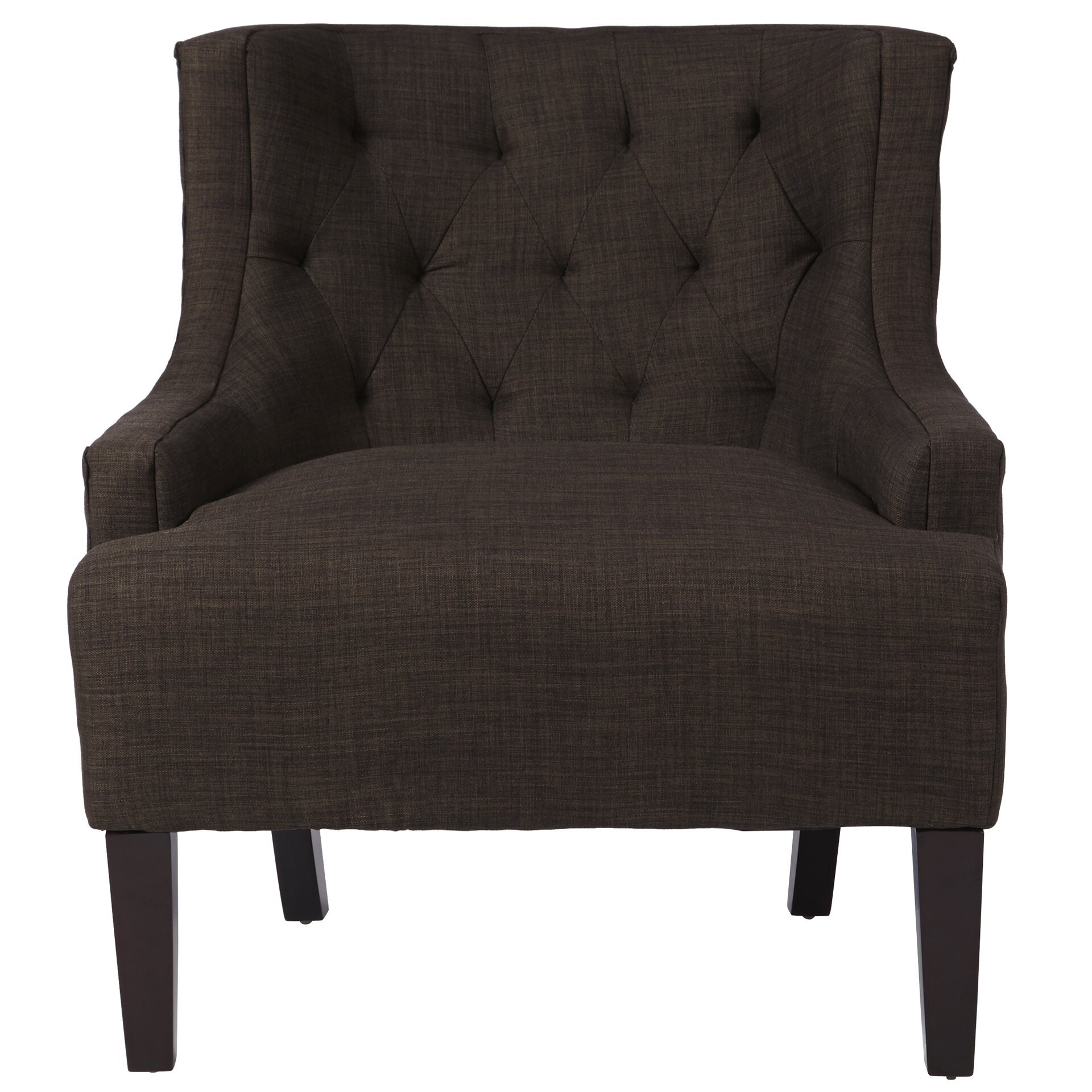 Three Posts Barwood Tufted Accent Arm Chair Reviews