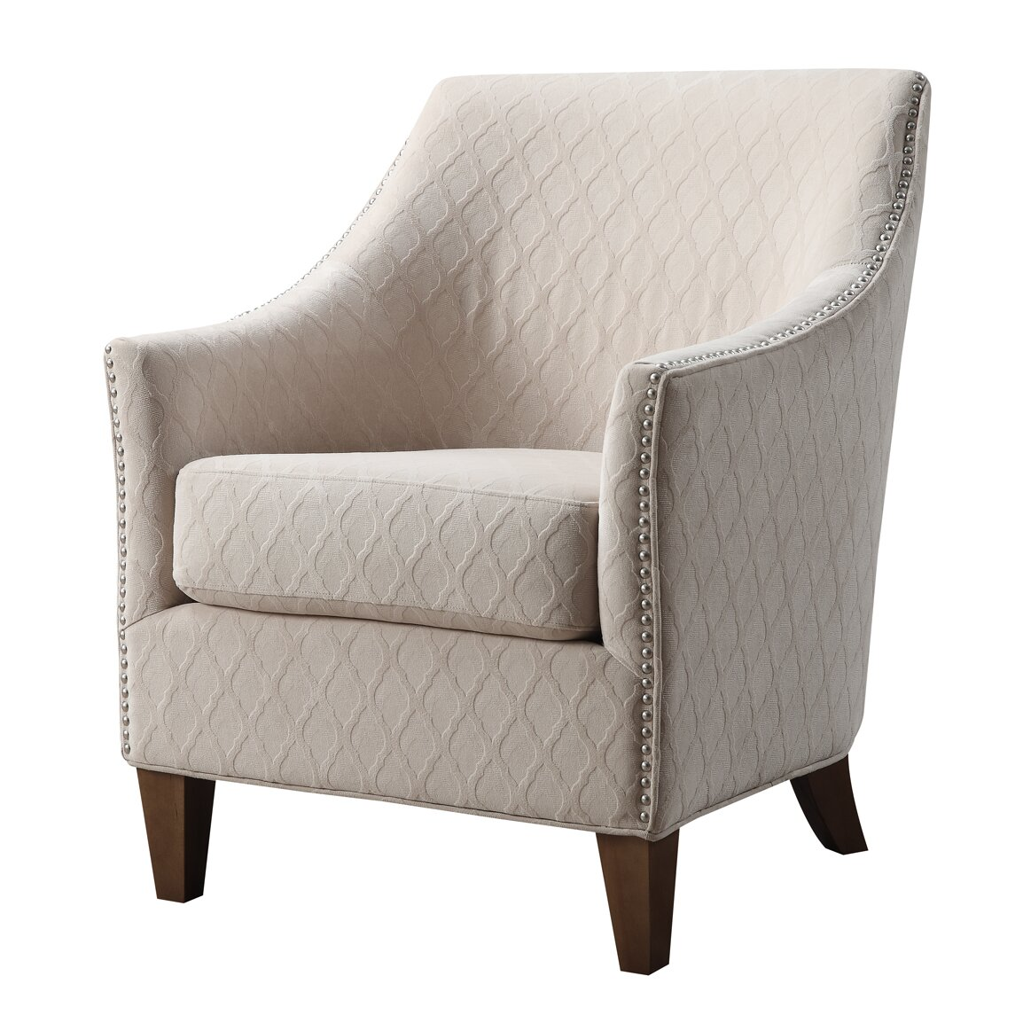 Three Posts Lacefield Arm Chair & Reviews