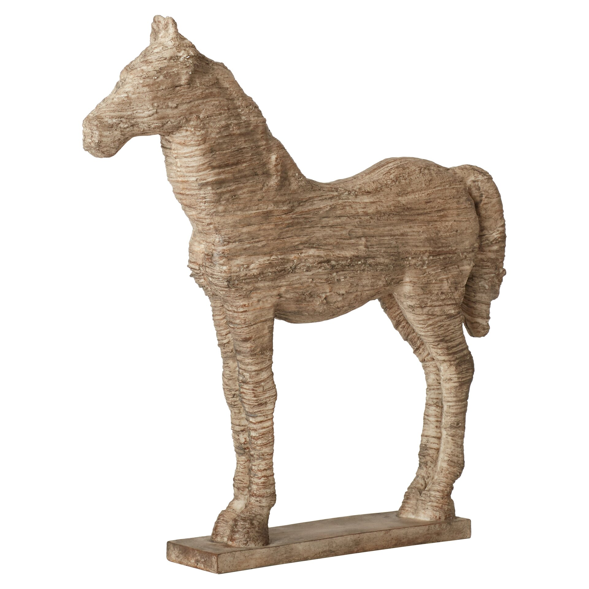 three posts wesley horse table decor statue reviews
