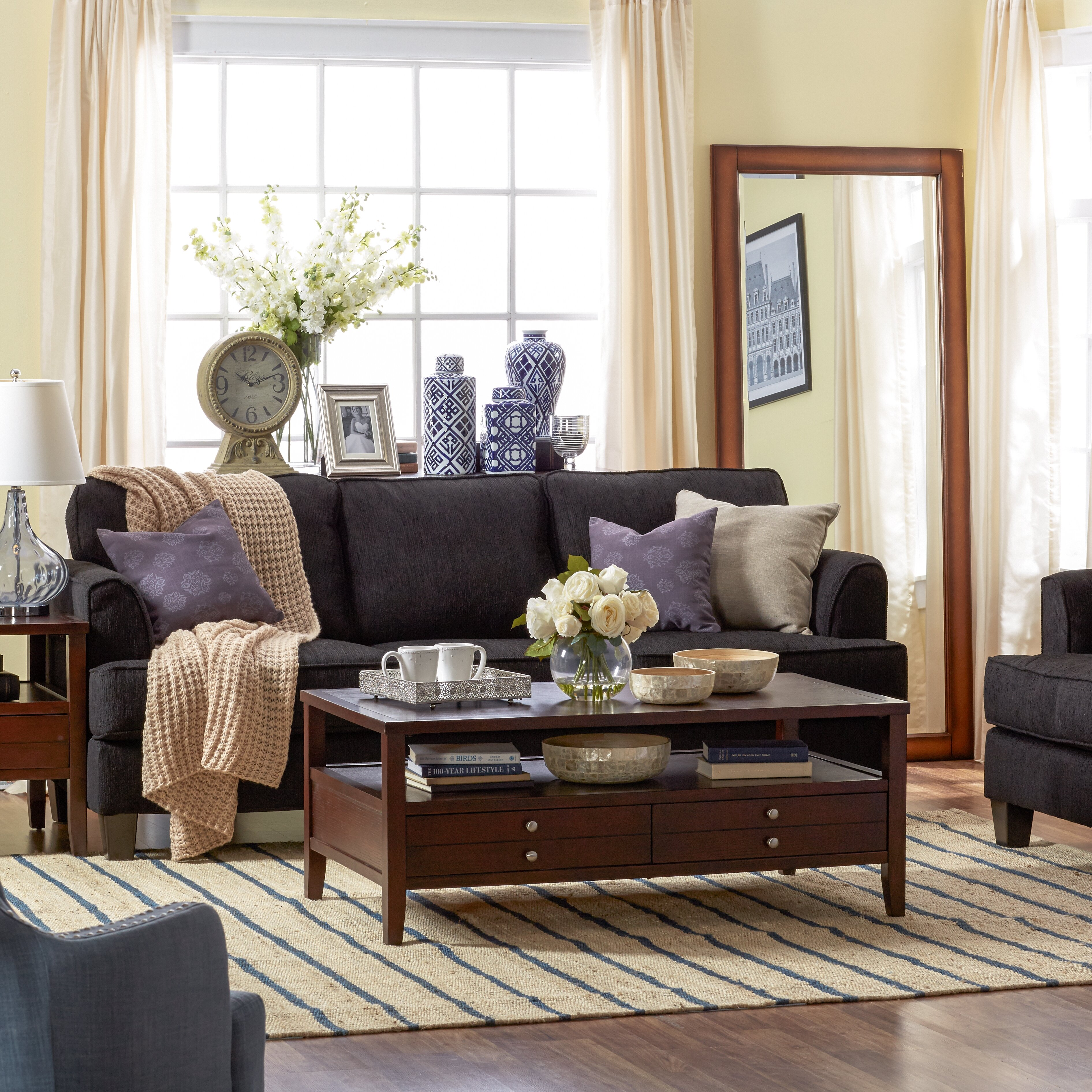 Three Posts Davey Living Room Collection By Serta