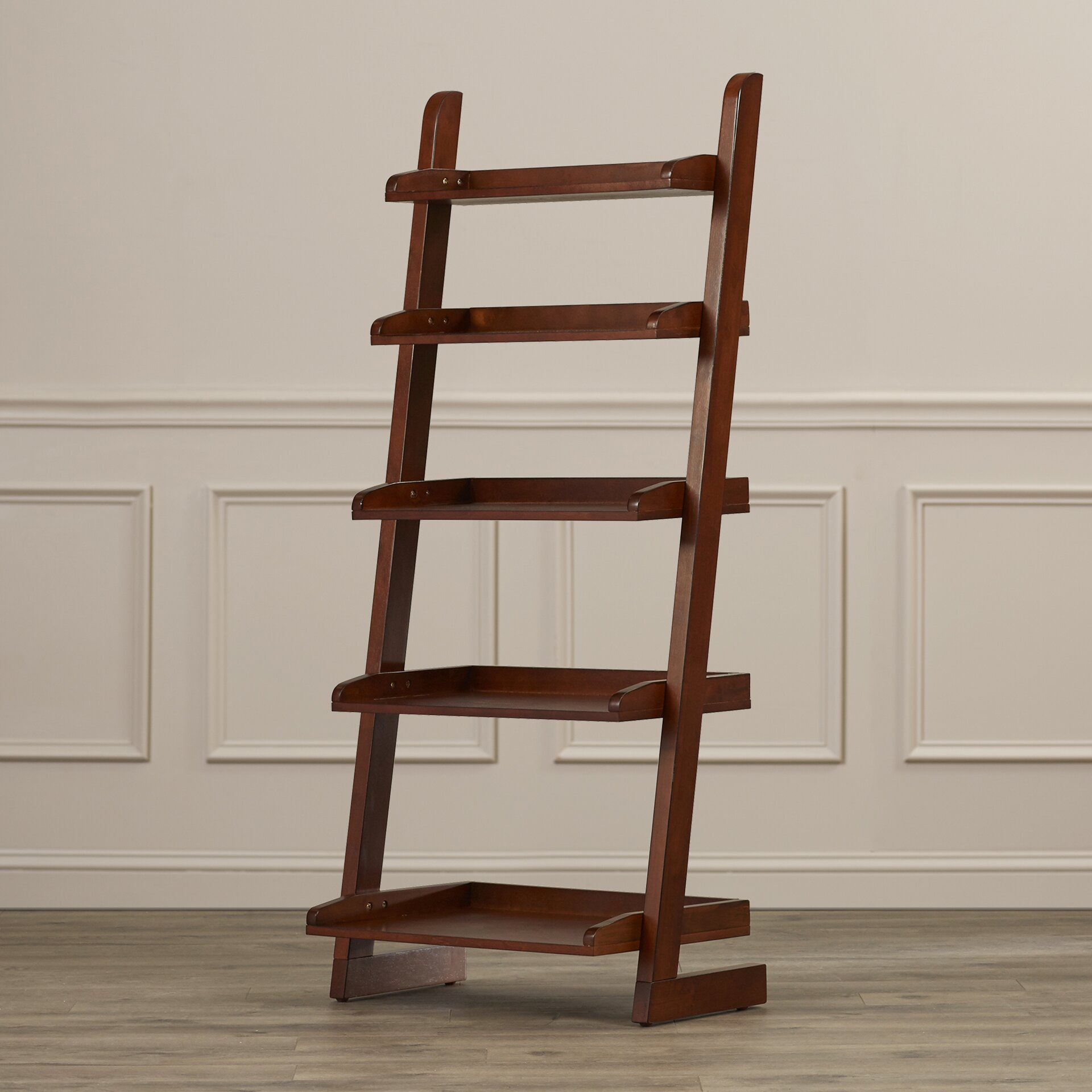 Three Posts Brownville 55 Leaning Bookcase Reviews