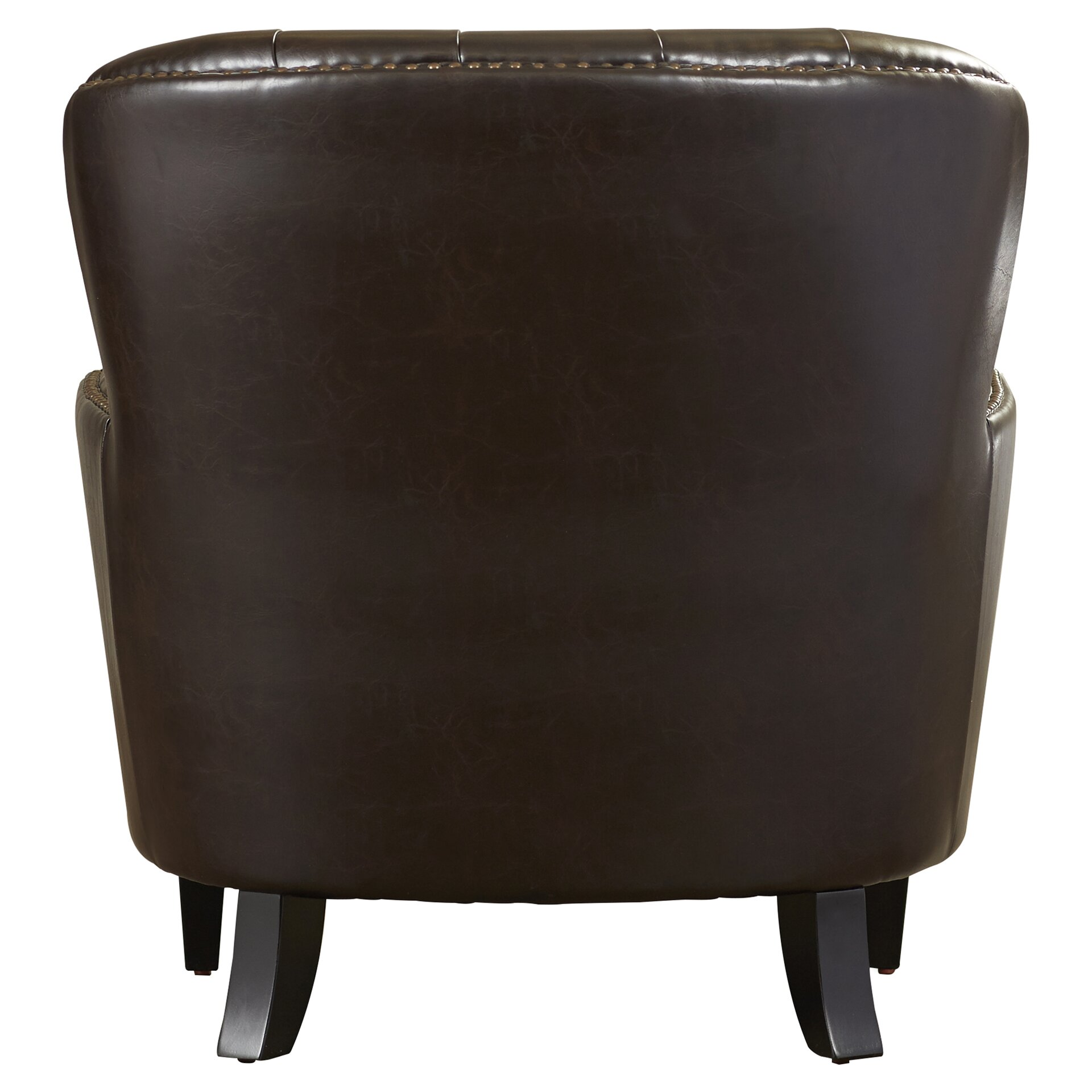 Three Posts Worthington Tufted Upholstered Lounge Chair & Reviews