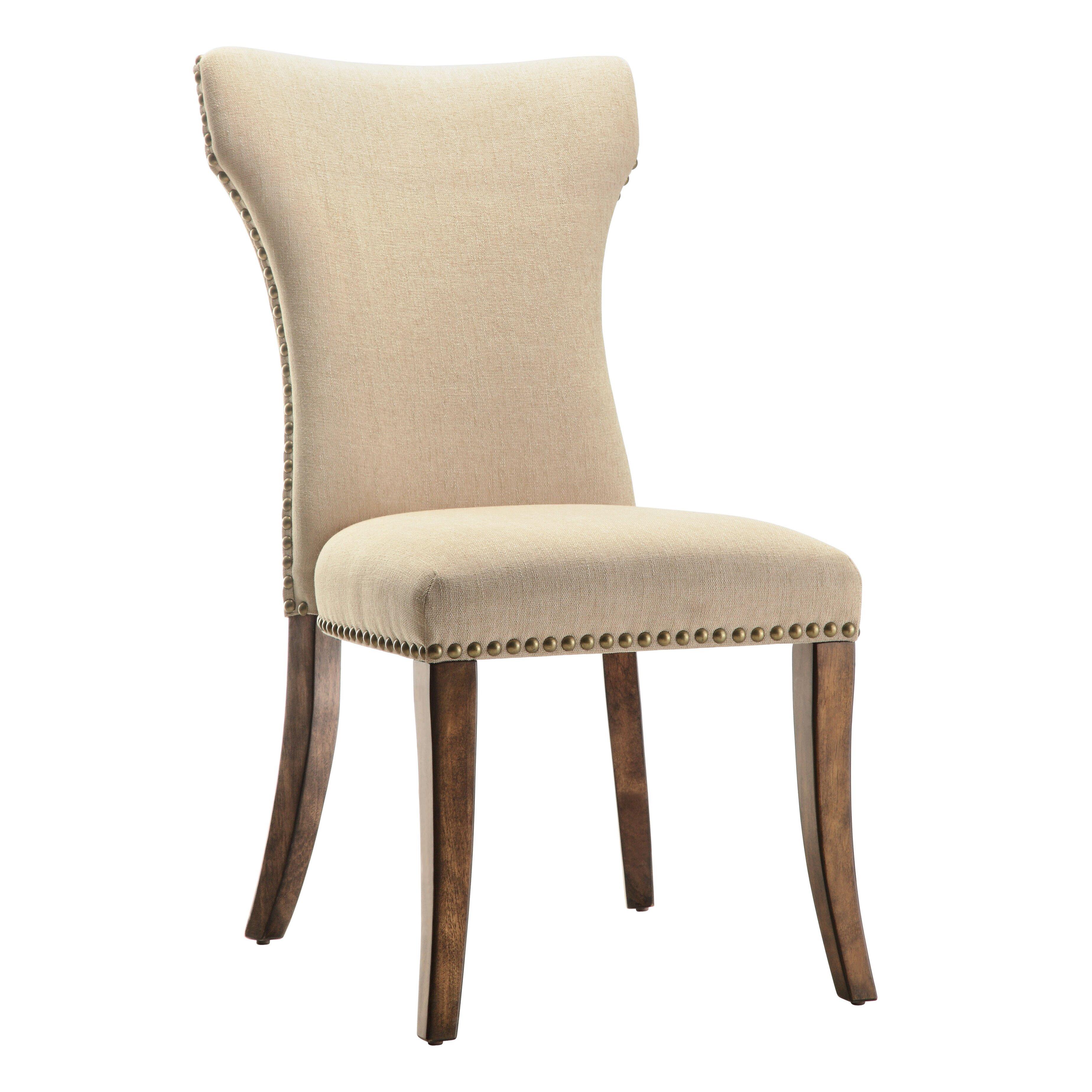 Three Posts Ansonia Fabric Slipper Chair Reviews