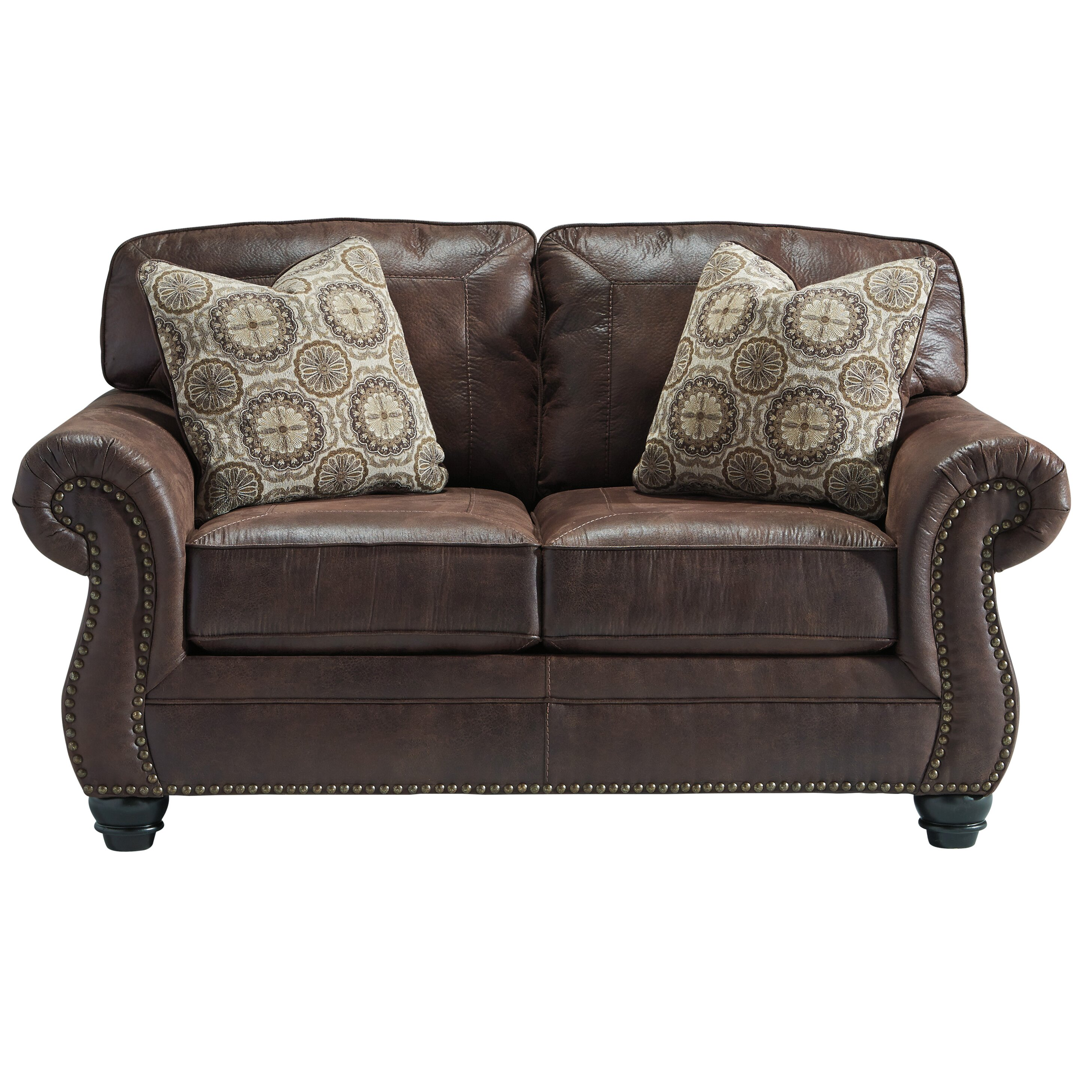 Three posts conesville living room collection reviews for Loveseat for kids room