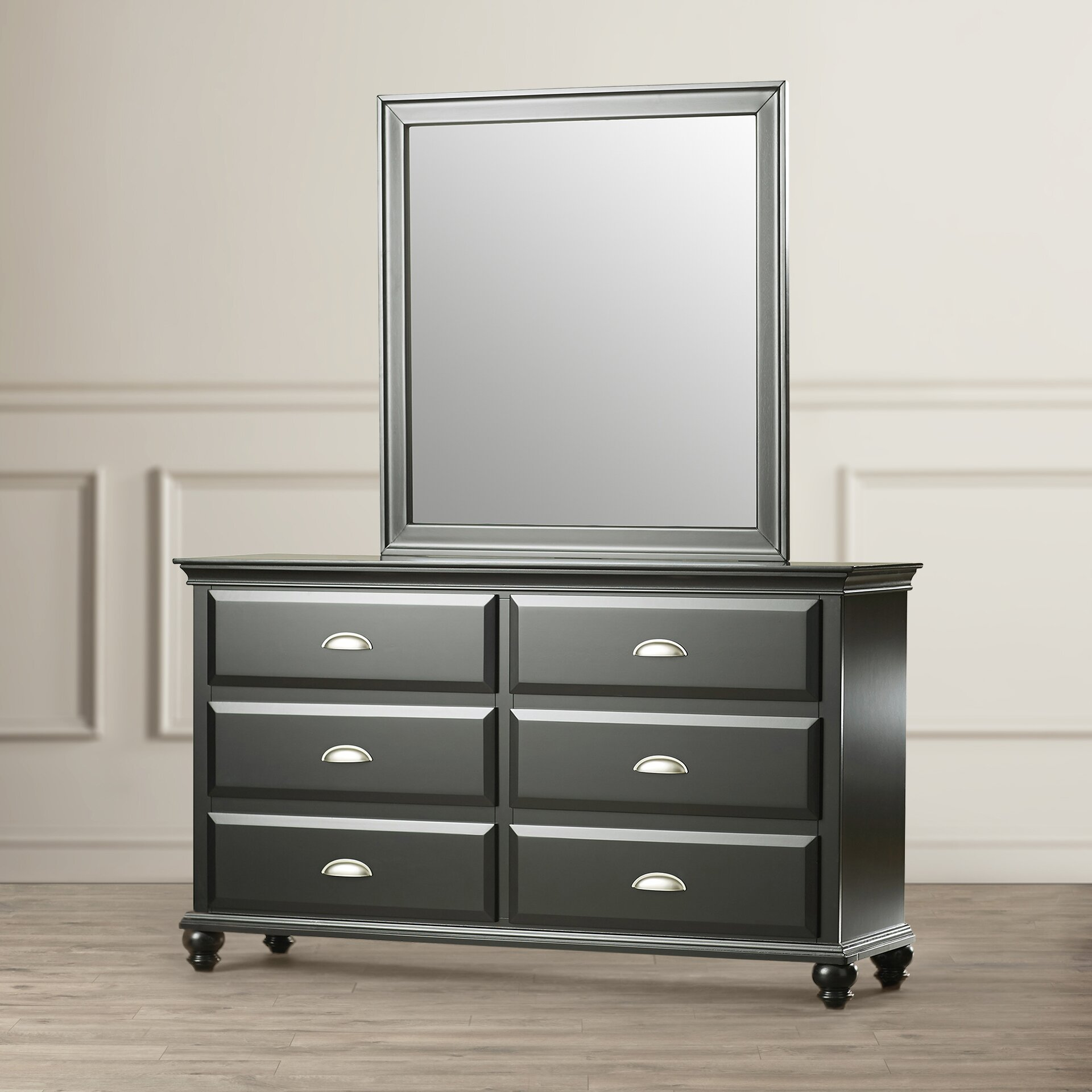 Three Posts Centerville 6 Drawer Dresser By Simmons