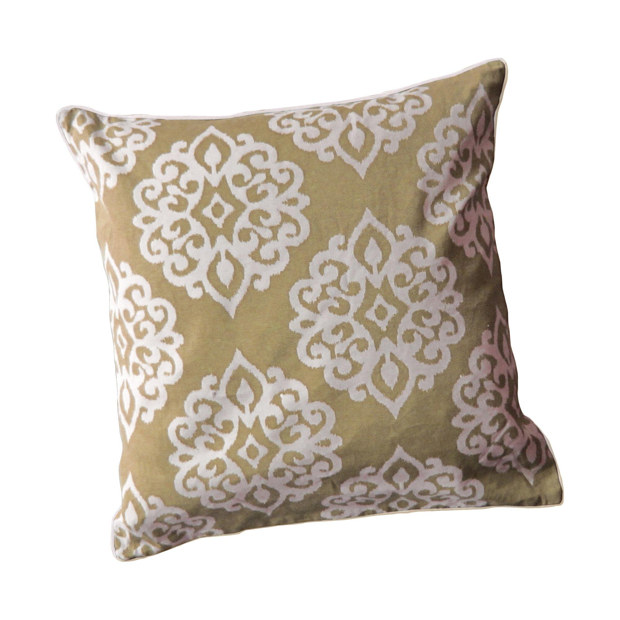 Three Posts Stroudsburg Zipper Shell Throw Pillow & Reviews Wayfair