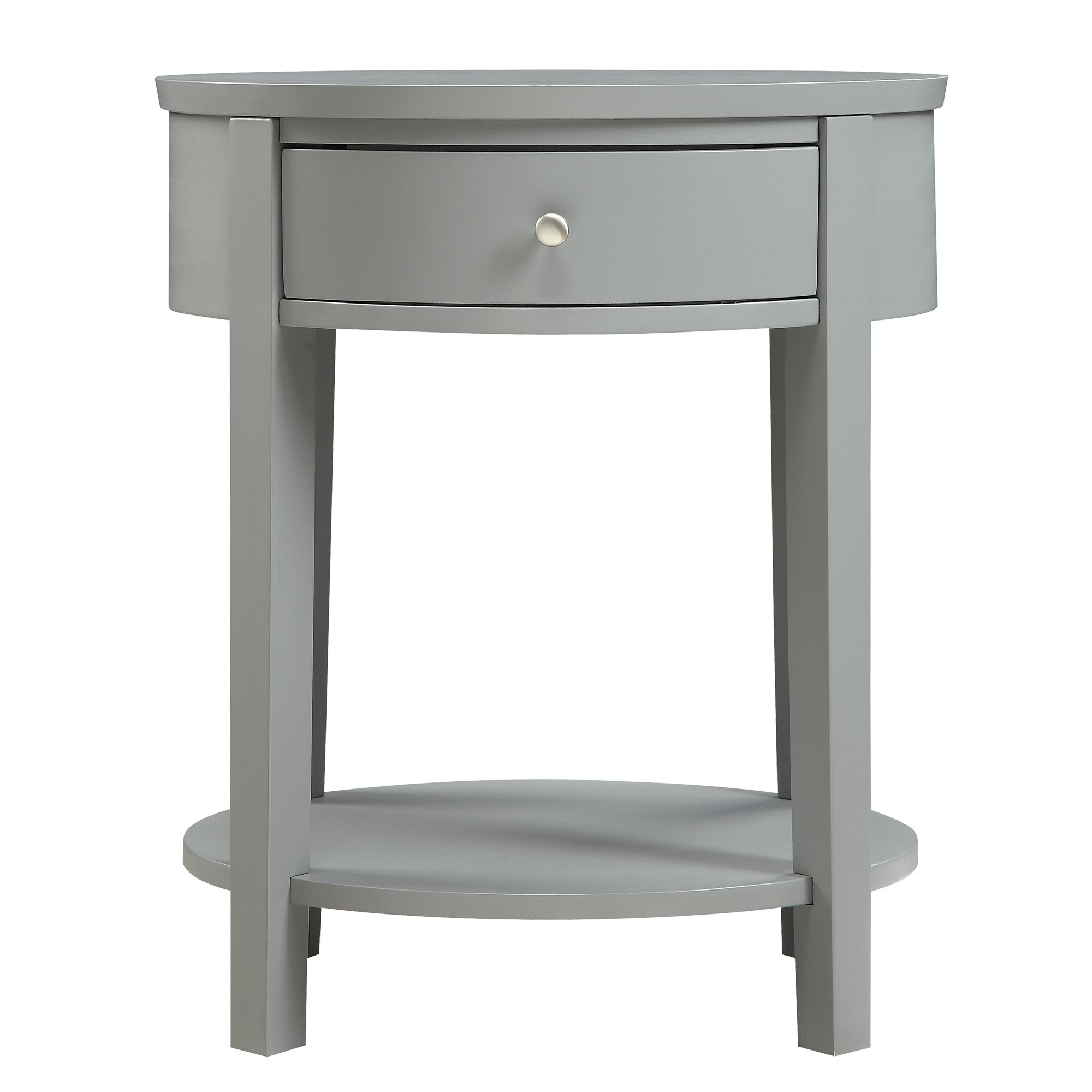 Three Posts Canterbury End Table Amp Reviews Wayfair