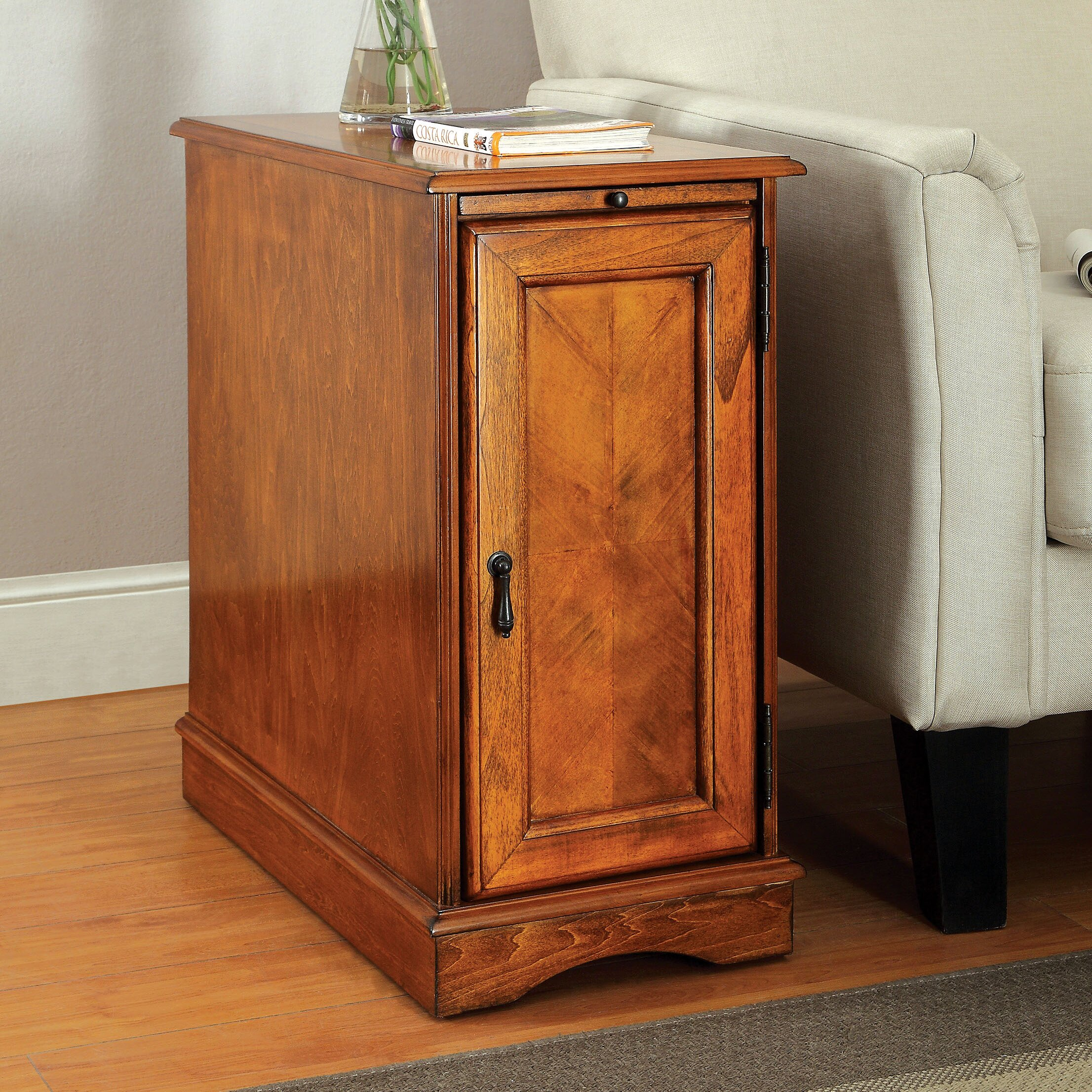 three posts sweden end table reviews wayfair. Black Bedroom Furniture Sets. Home Design Ideas
