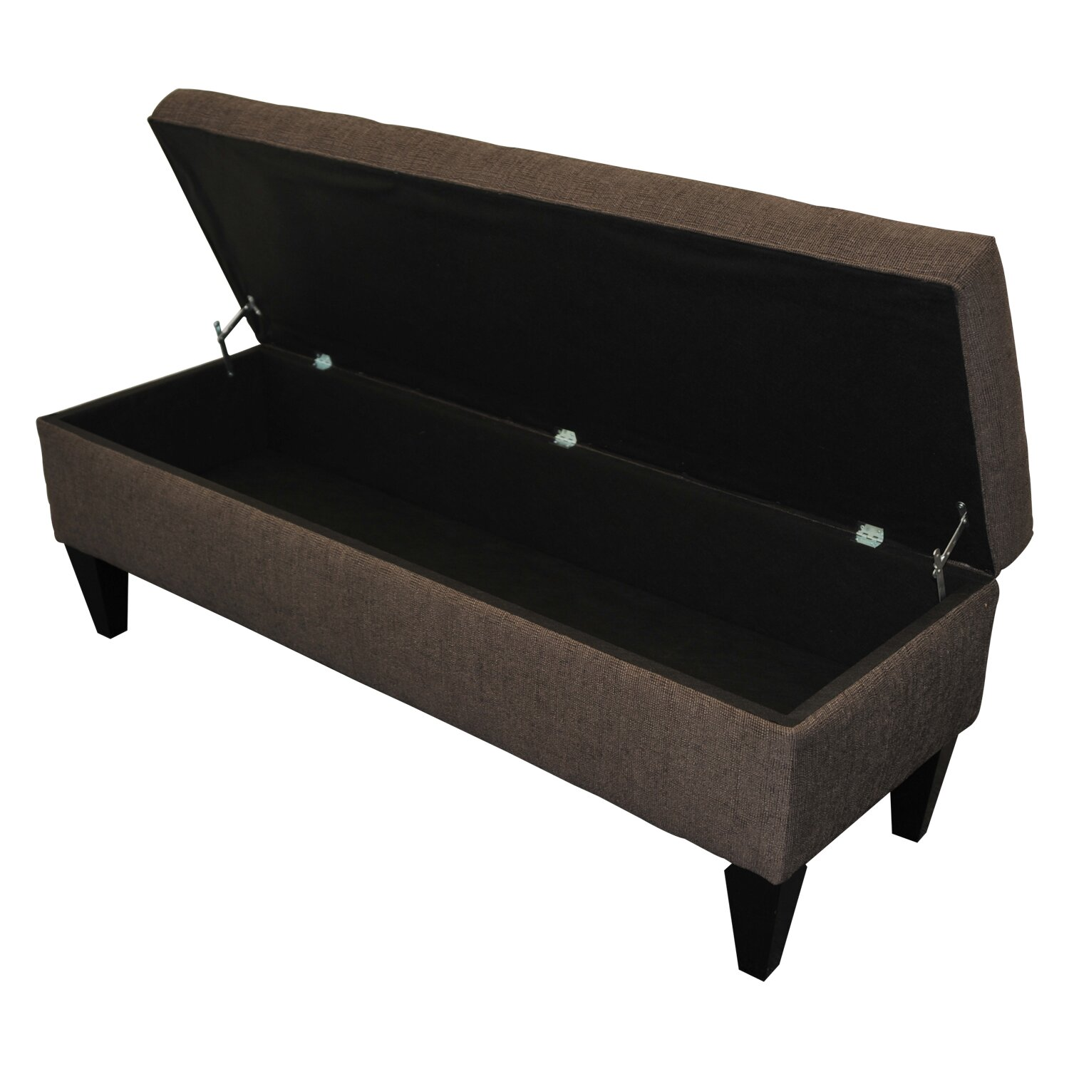 Three posts tusarora upholstered storage bench reviews wayfair Storage benches