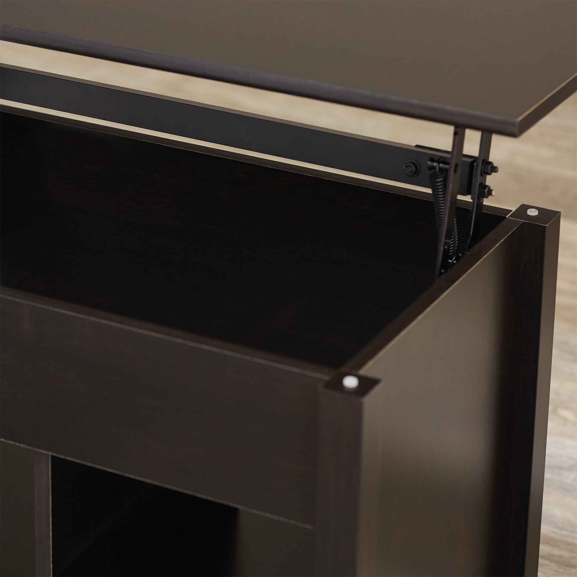 Three posts lamantia coffee table with lift top amp reviews wayfair - Three Posts Lamantia C
