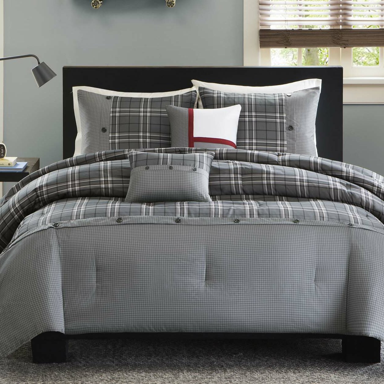 three posts sand lake 5 piece king comforter set reviews
