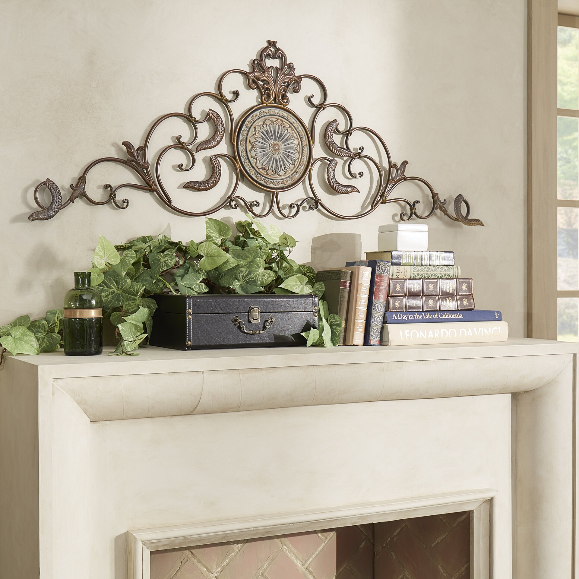 Wall Decor Horizontal : Three posts classic horizontal wall d?cor reviews wayfair