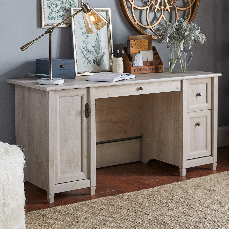 three posts lamantia saine computer desk reviews wayfair. Black Bedroom Furniture Sets. Home Design Ideas