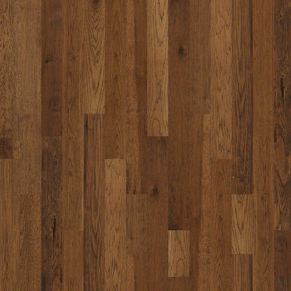 Forest valley flooring chimney rock 4 solid hickory for Solid hardwood flooring