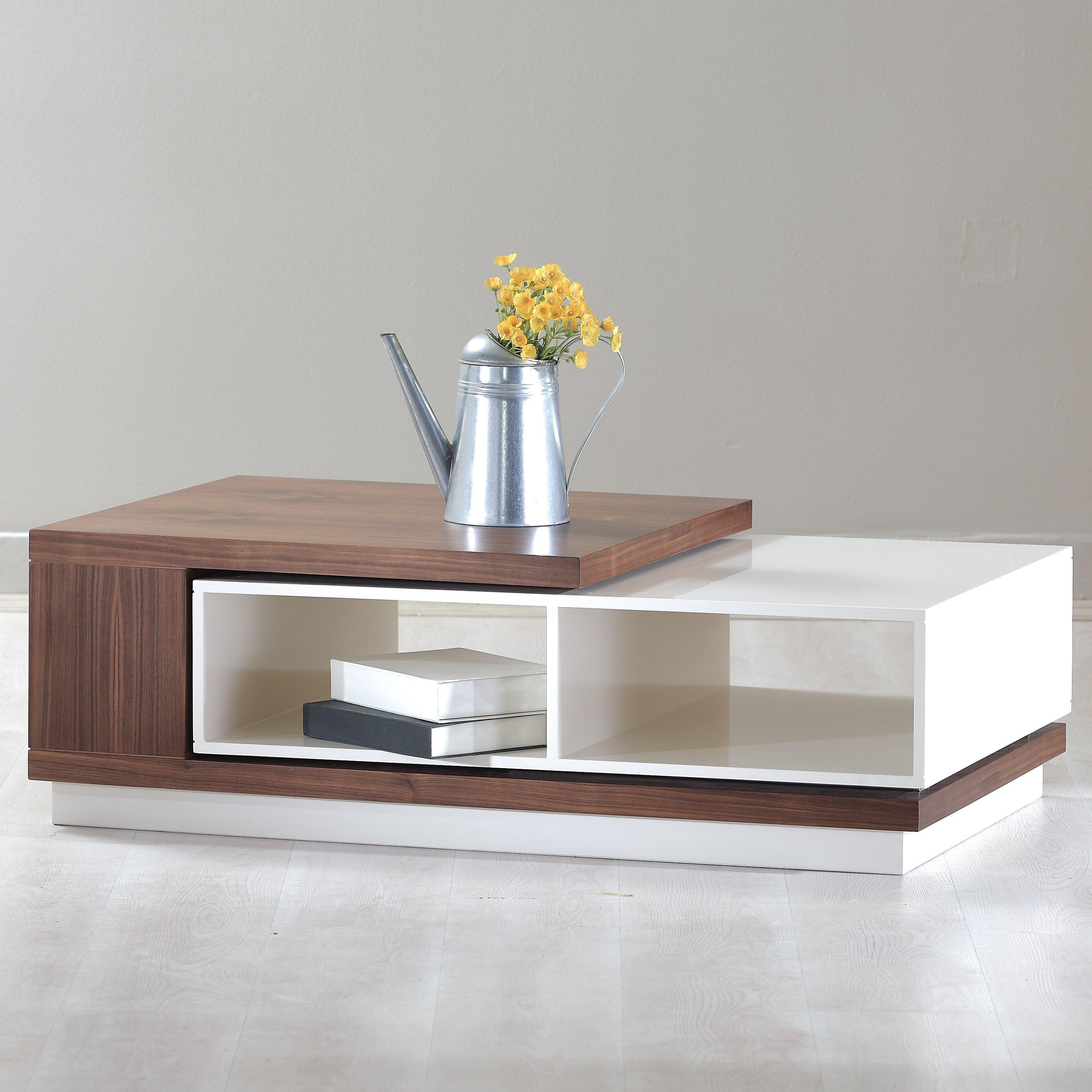 la viola d cor 213 plus zoom coffee table reviews wayfair. Black Bedroom Furniture Sets. Home Design Ideas
