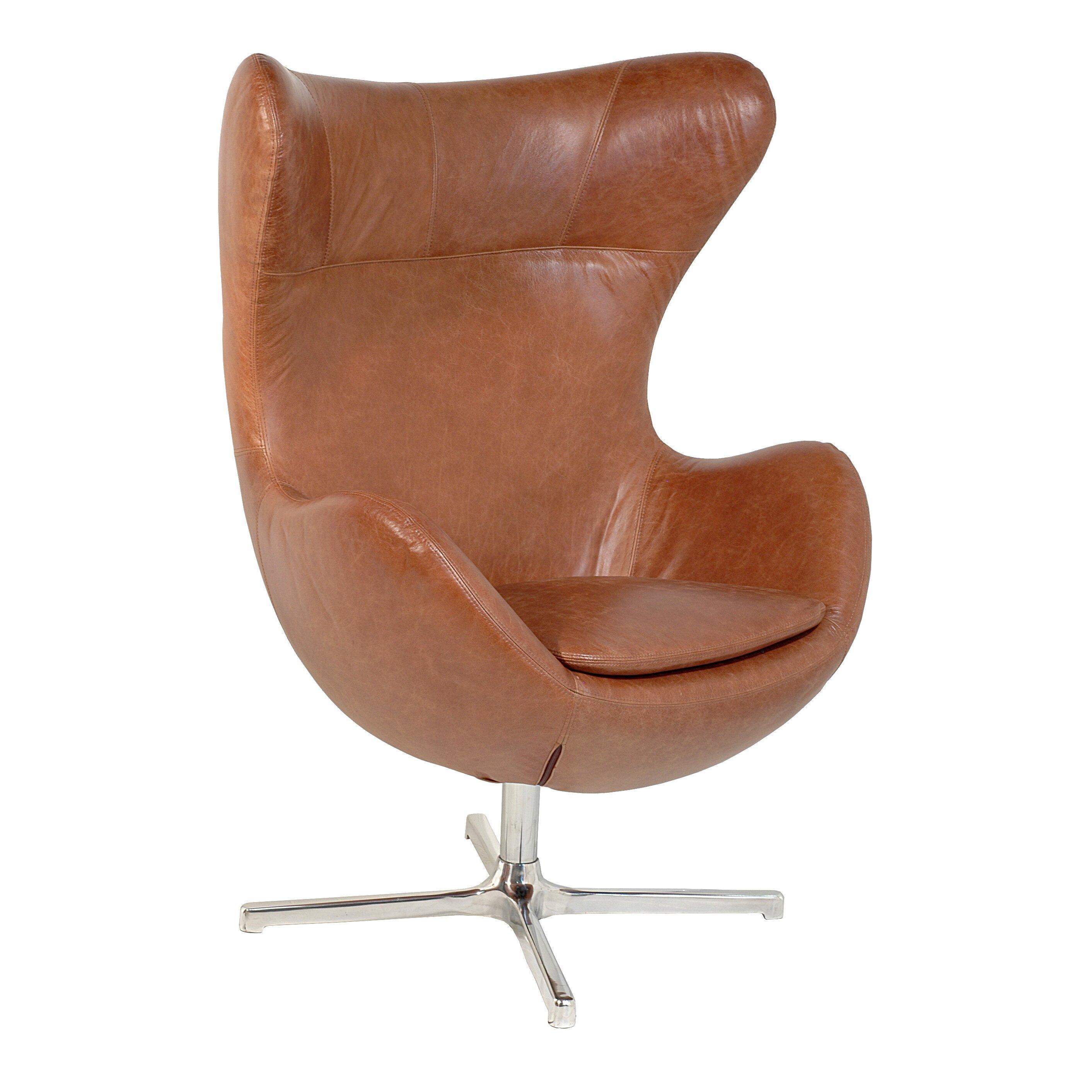 la viola d cor muna egg shape arm chair reviews wayfair