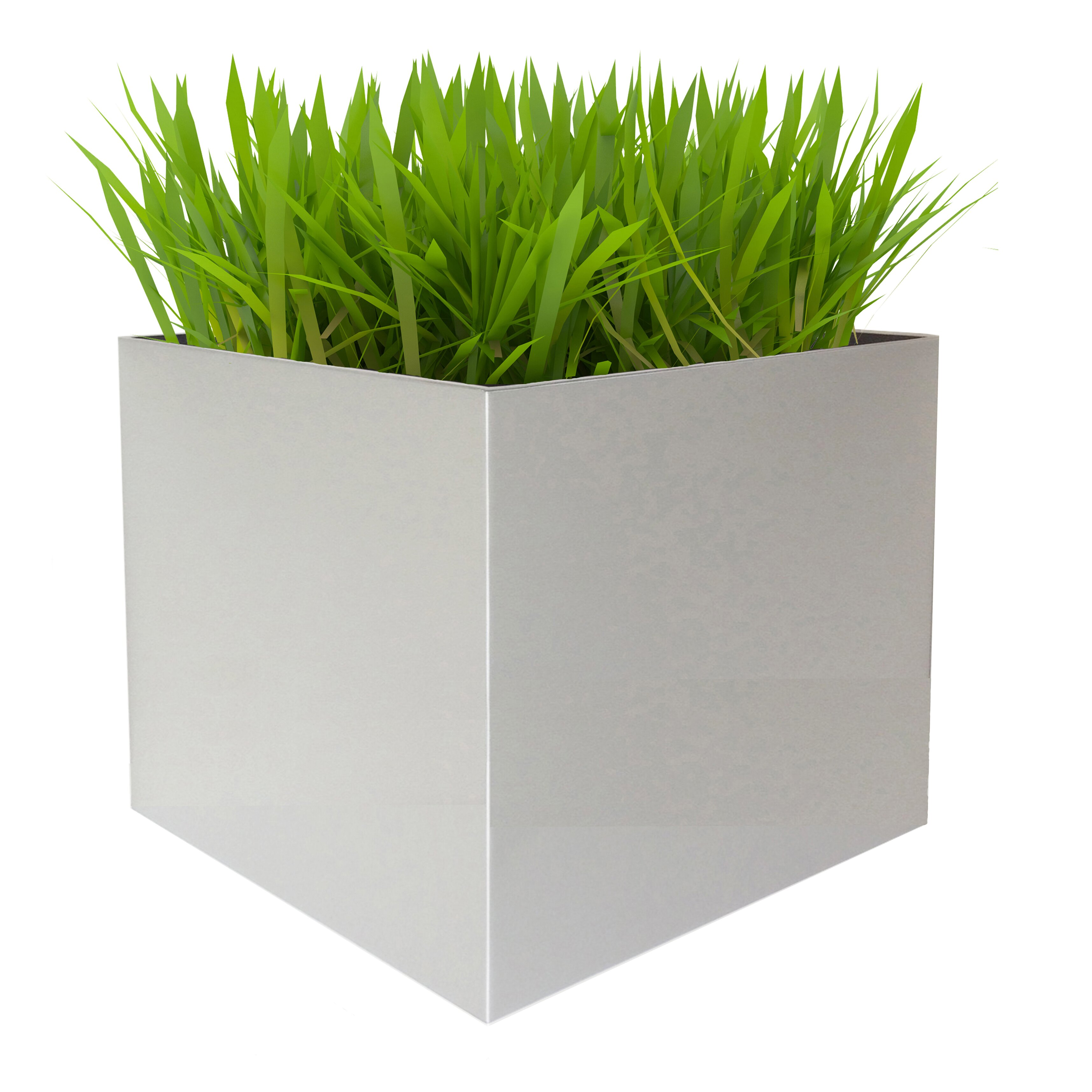 Nmn designs square planter box reviews wayfair for Wayfair garden box