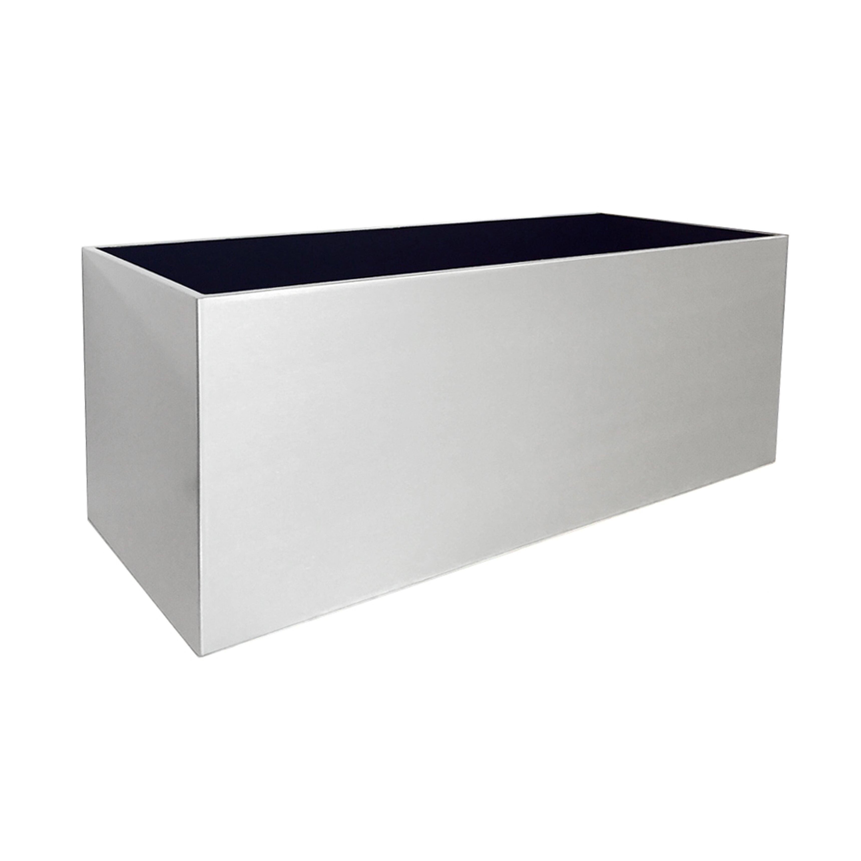 NMN Designs Madiera Rectangle Planter Box & Reviews | Wayfair