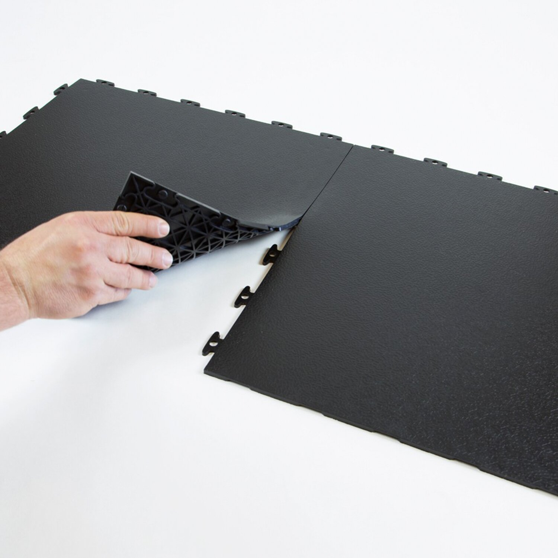 Blocktile 18 Quot X 18 Quot Multi Purpose Flexible Pvc Flat With