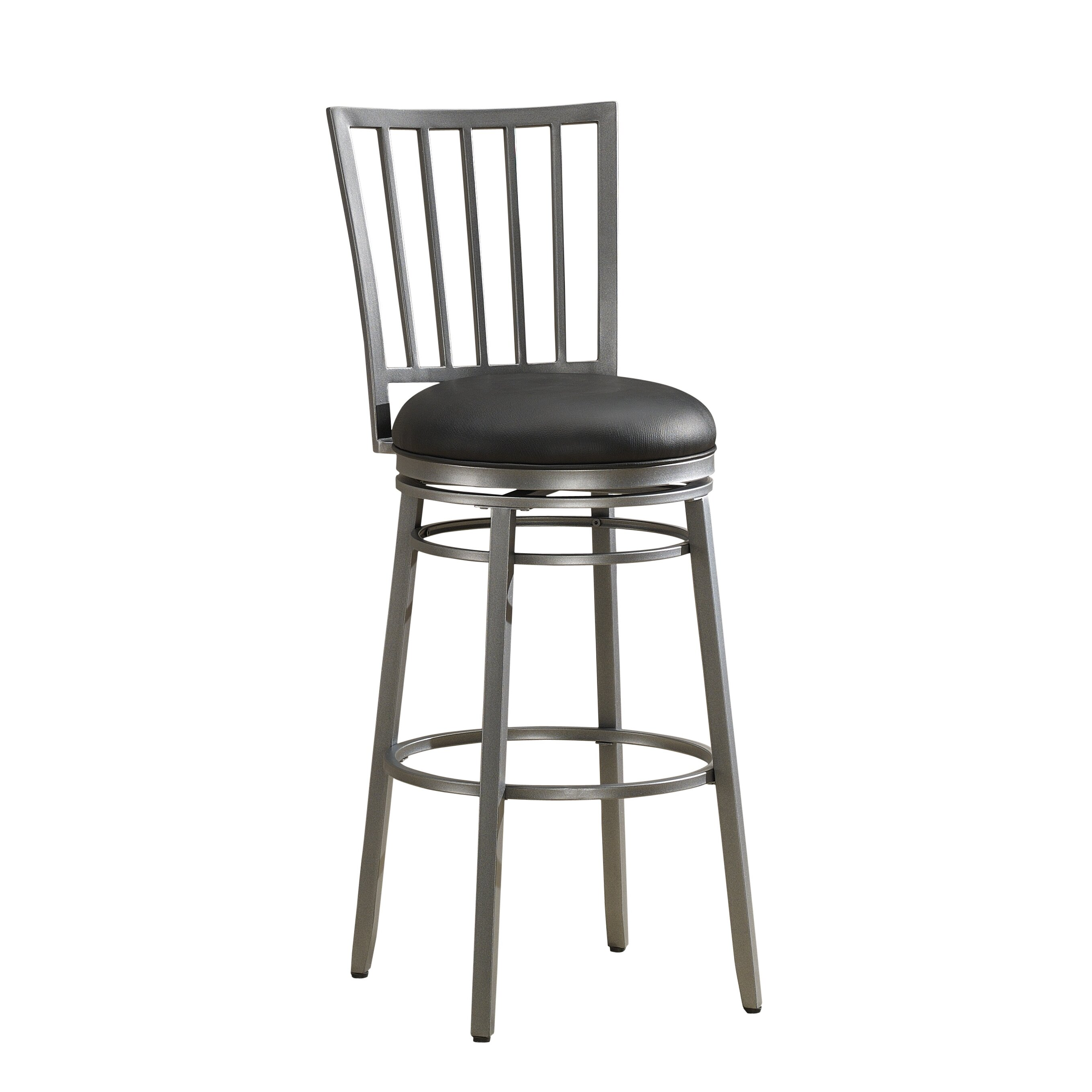American Heritage Easton 30 Quot Swivel Bar Stool Amp Reviews