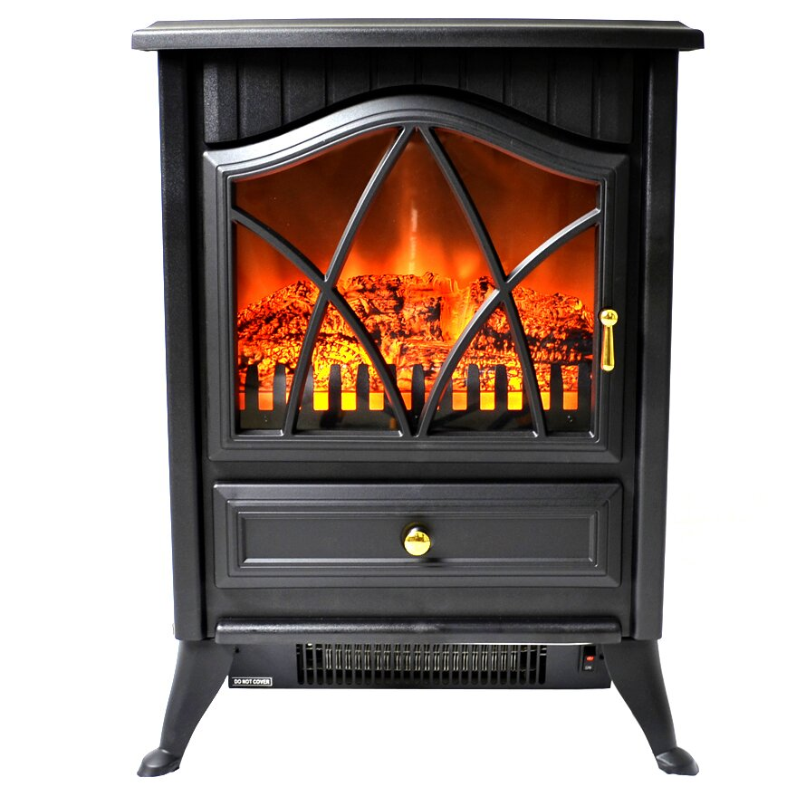 AKDY Vintage Stove Heater Electric Fireplace Reviews