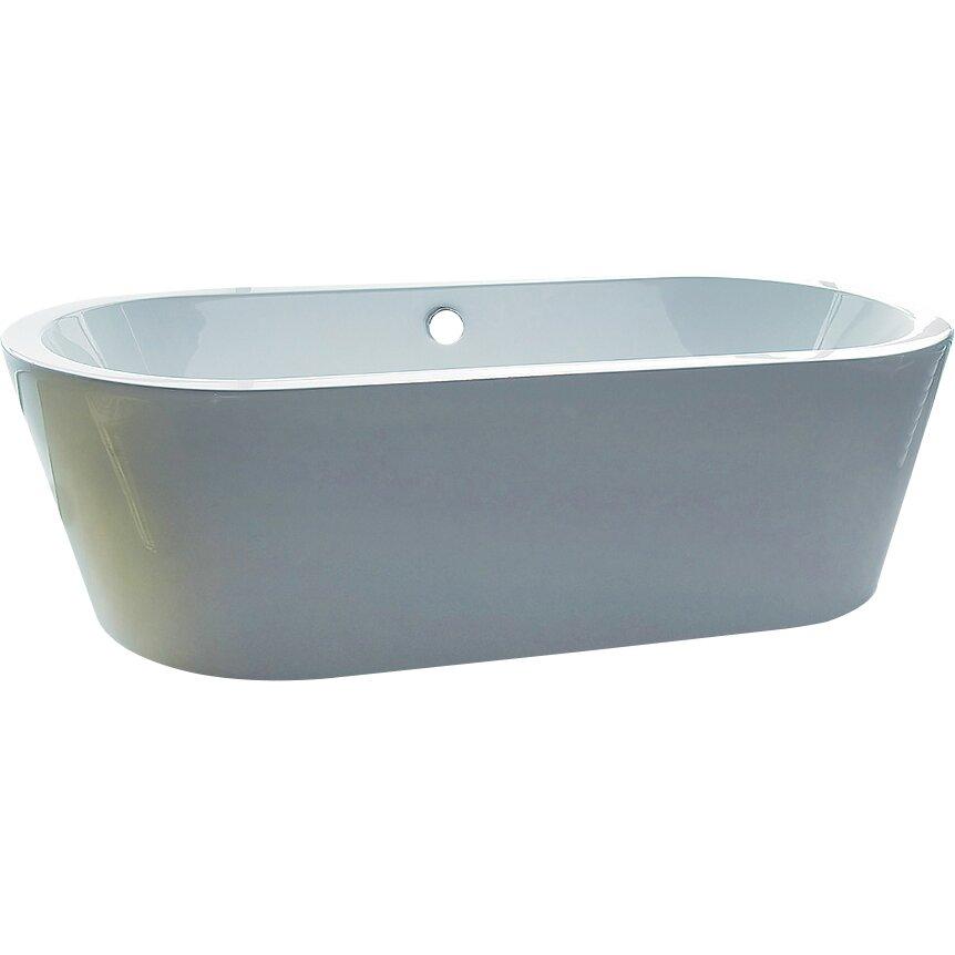 akdy 70 87 quot x 31 5 quot soaking bathtub reviews wayfair