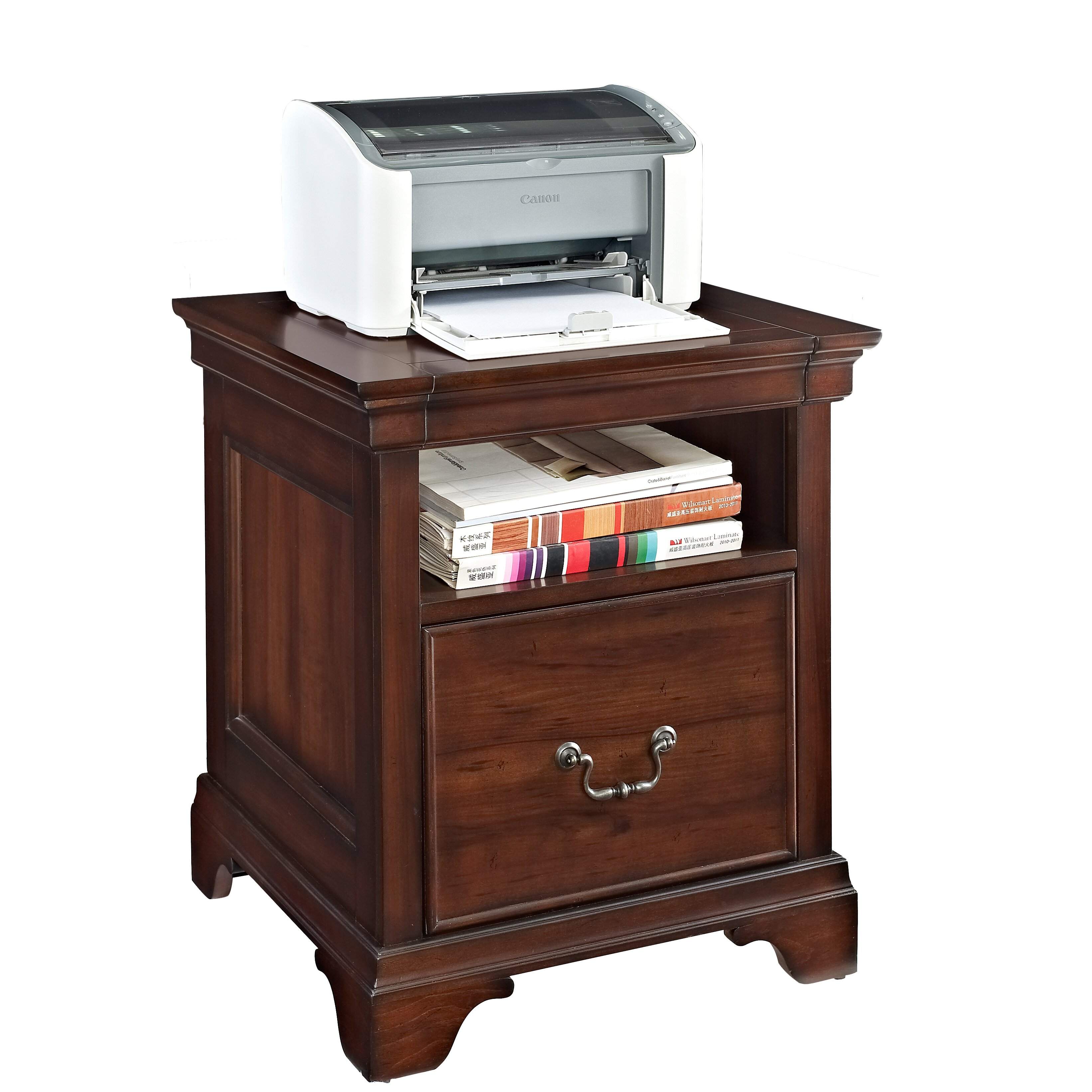 Turnkey LLC Belcourt Printer Stand & Reviews | Wayfair