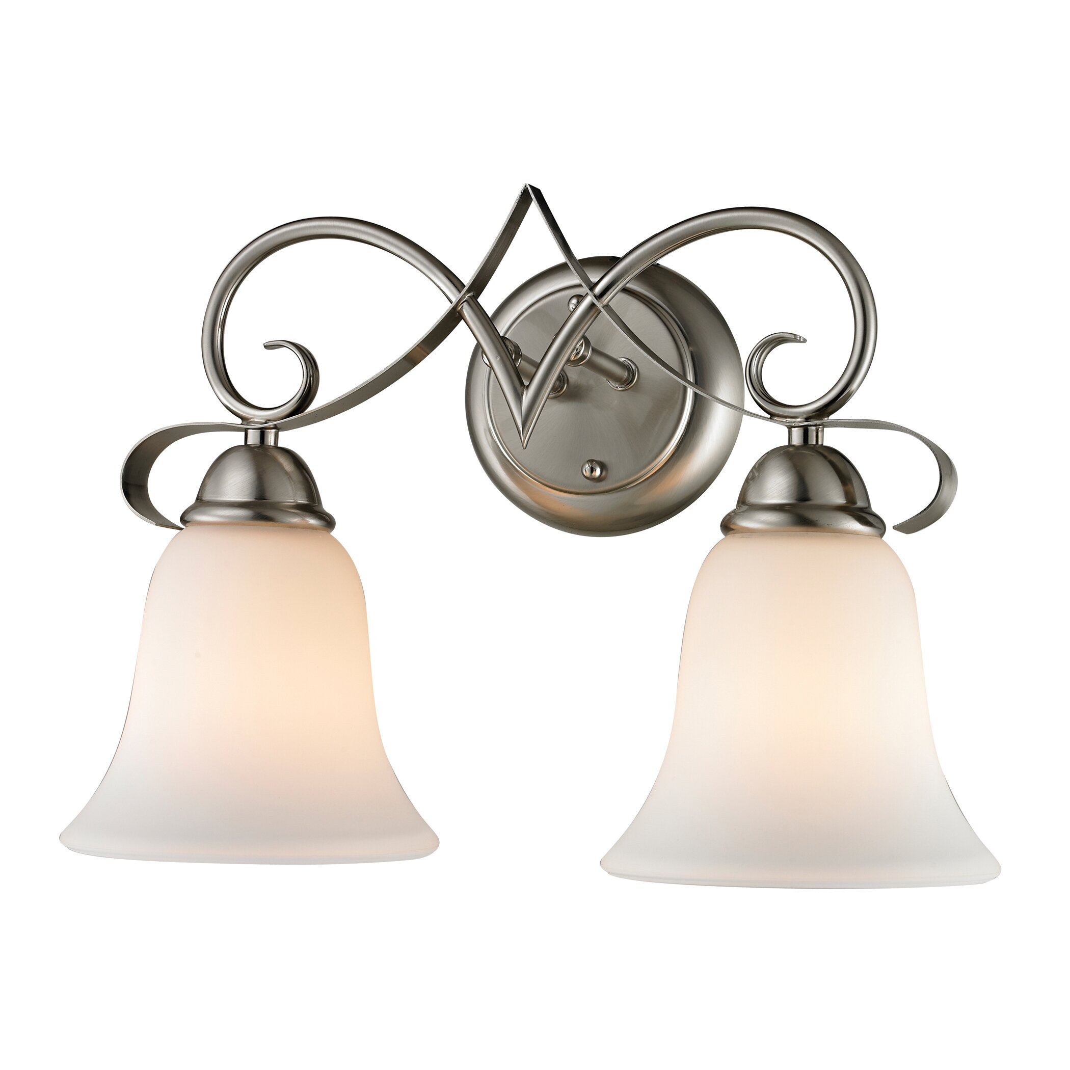 Cornerstone Lighting Brighton 2 Light Vanity Light Reviews Wayfair