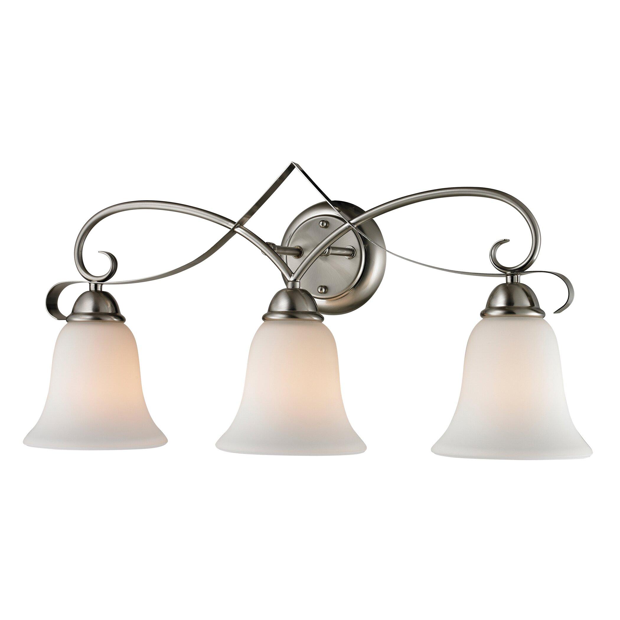 Cornerstone Lighting Brighton 3 Light Vanity Light Reviews Wayfair