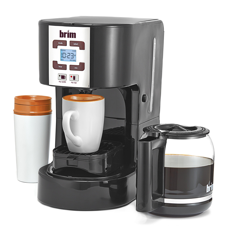 Bella Programmable Coffee Maker : BELLA Brim Programmable Coffee Maker Wayfair