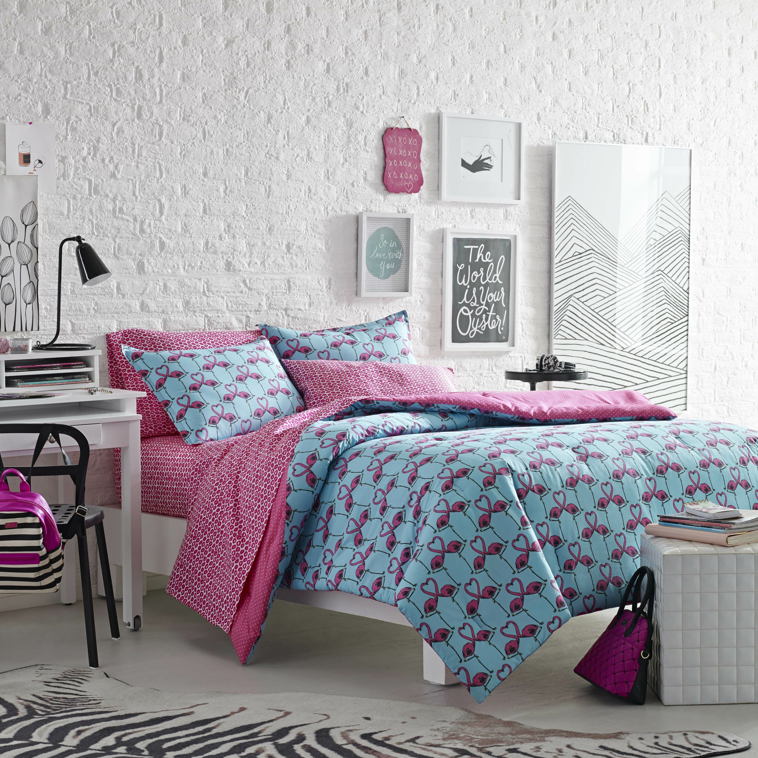 Betsey Johnson Comforter Set Reviews Wayfair