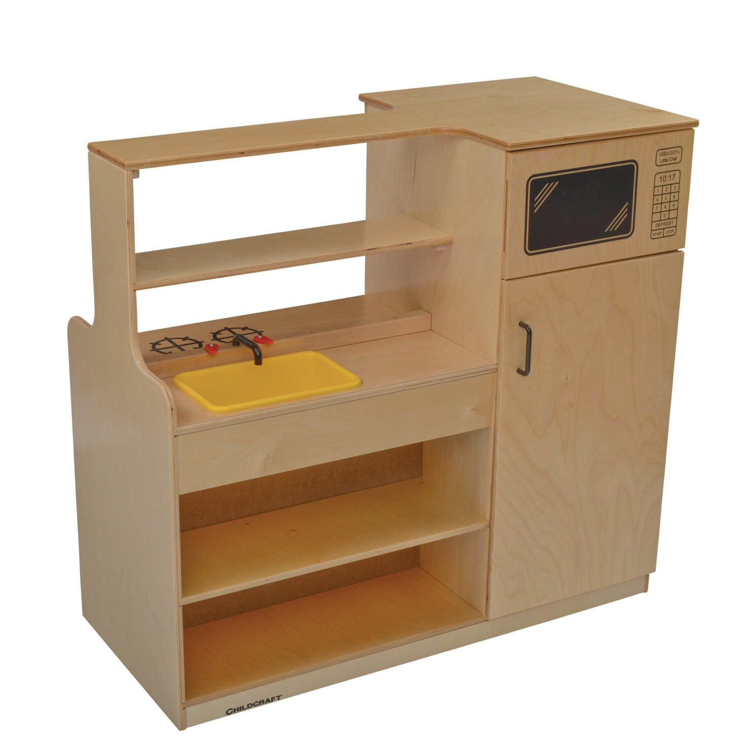 childcraft mobile island play kitchen wayfair