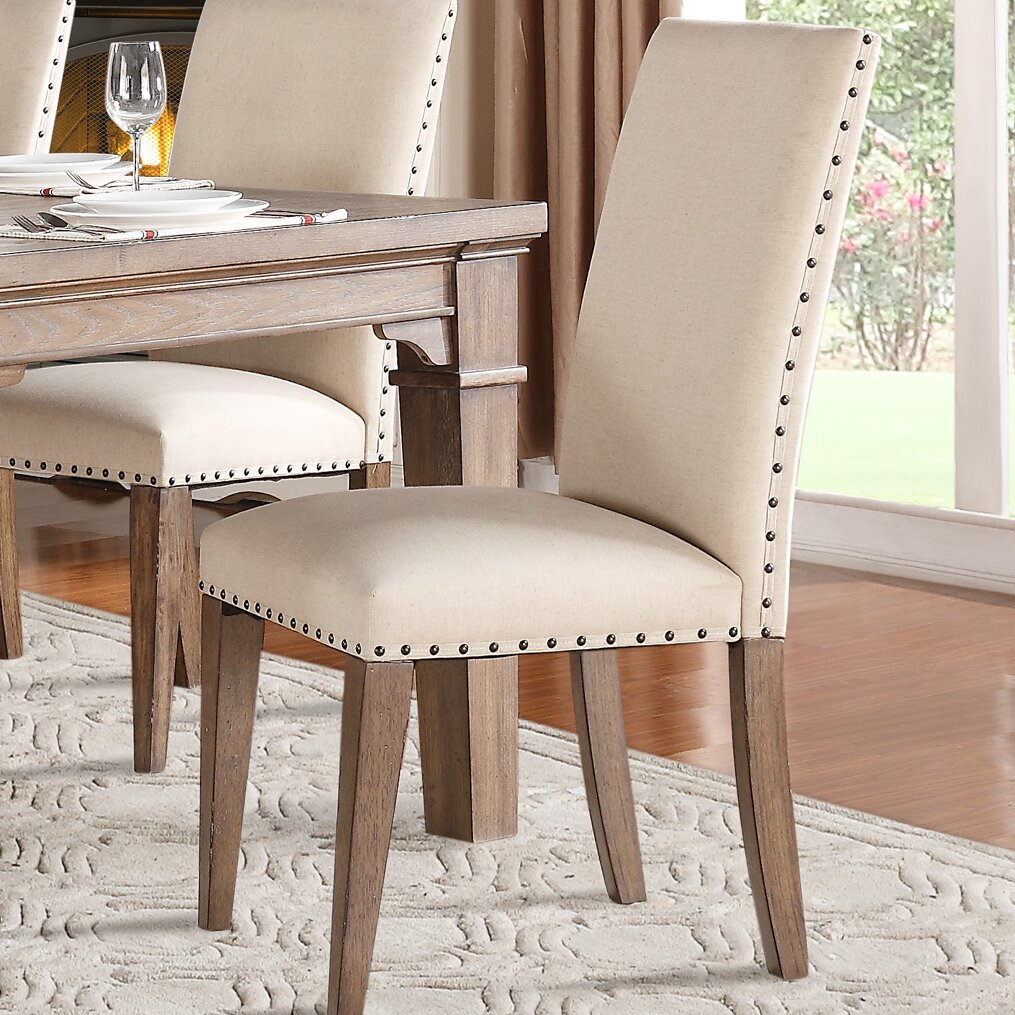 Homelegance Mill Valley Side Chair Amp Reviews Wayfair
