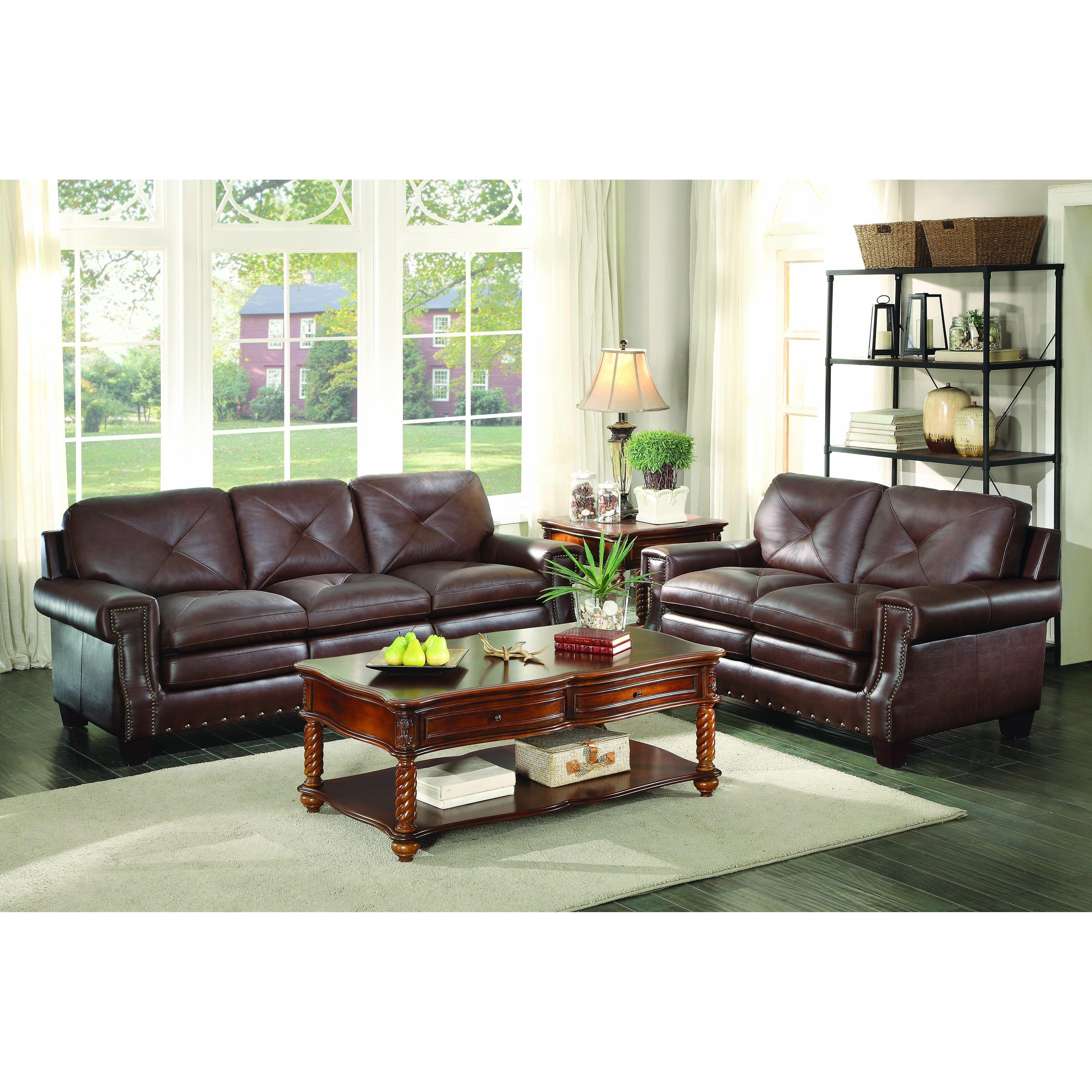 Homelegance Greermont Living Room Collection Wayfair
