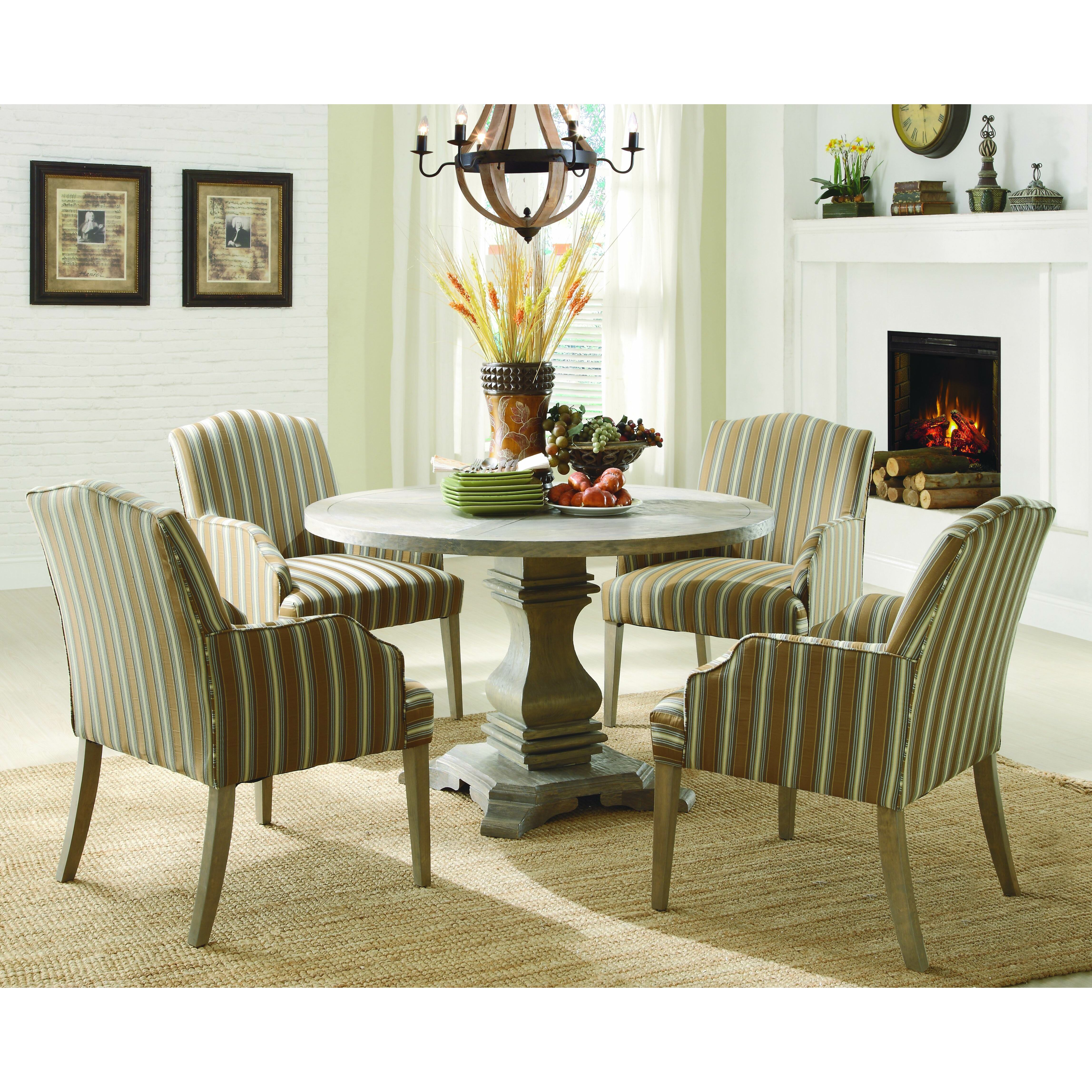Homelegance euro casual dining table reviews wayfair for Casual dining room