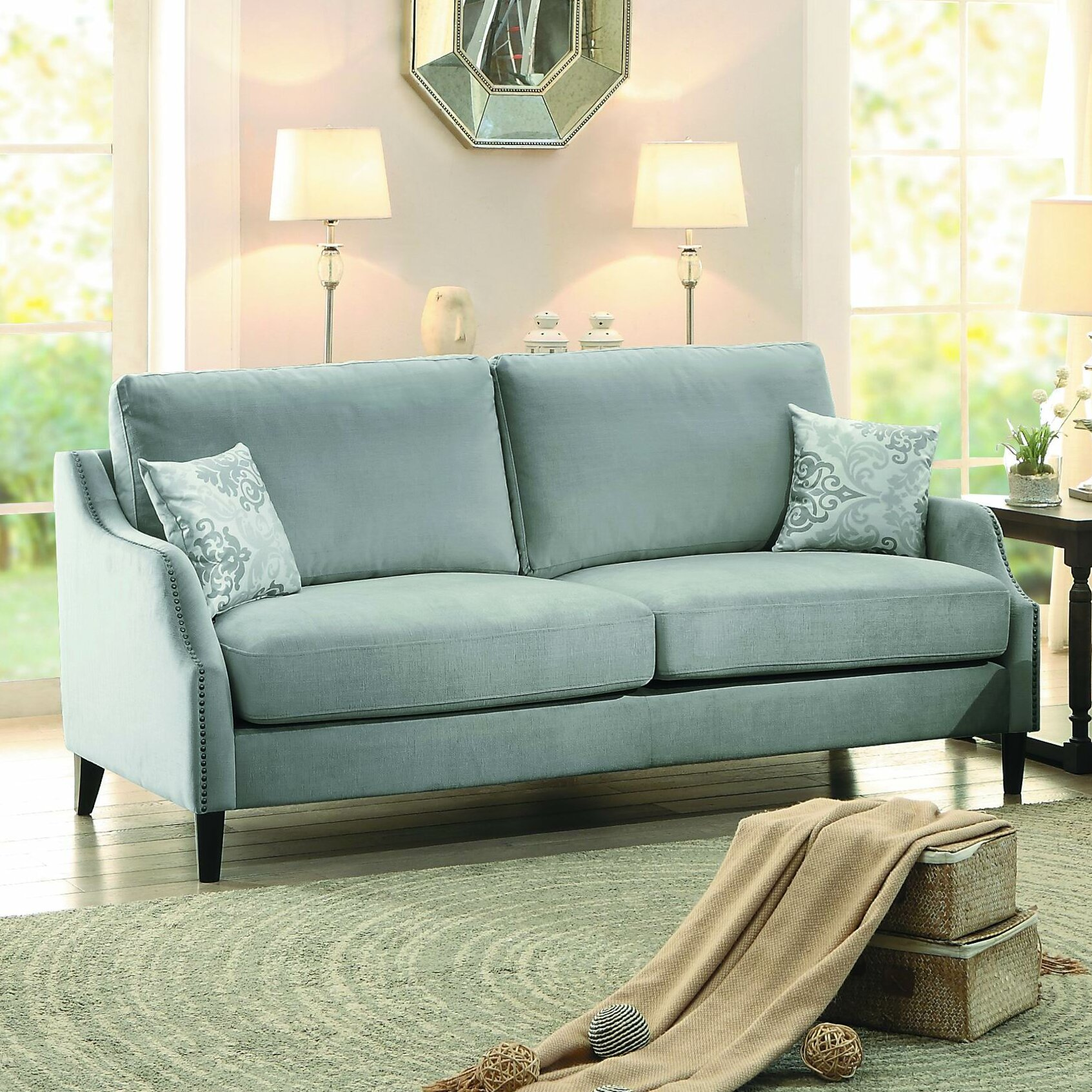Homelegance Banburry Living Room Collection Wayfair