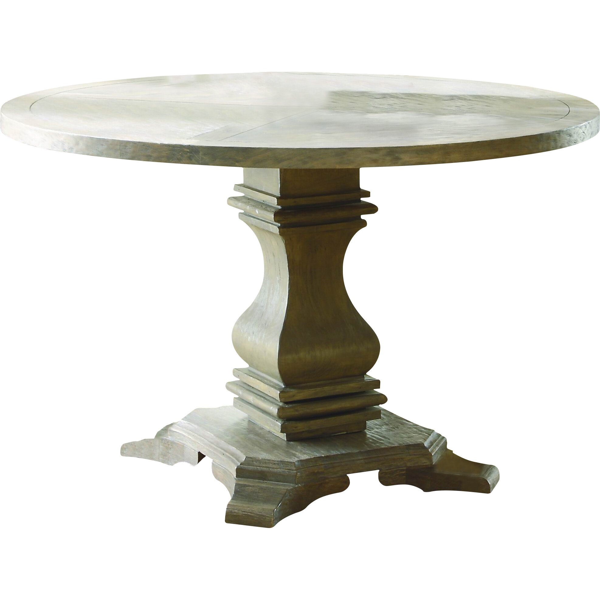 Homelegance Euro Casual Dining Table Reviews Wayfair