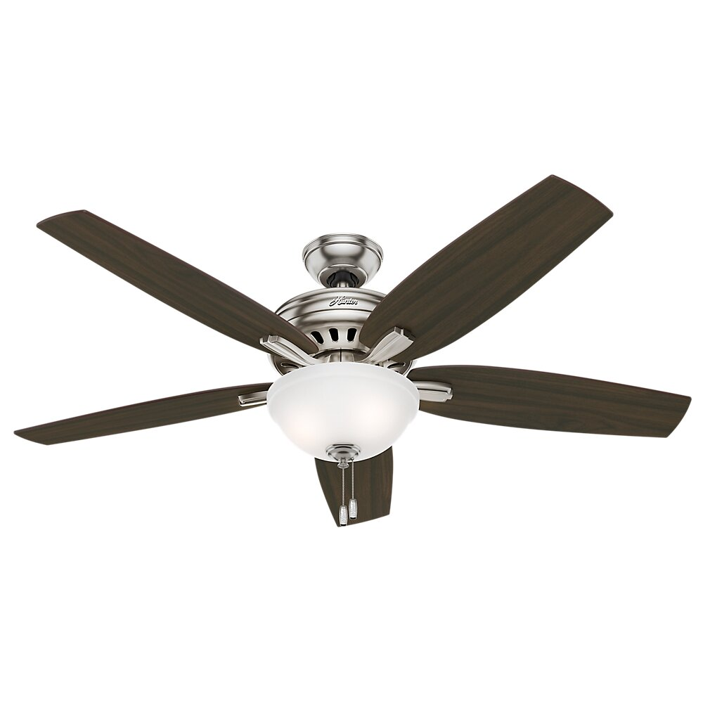 Hunter Fan 56 Quot Newsome 5 Blade Ceiling Fan Amp Reviews Wayfair