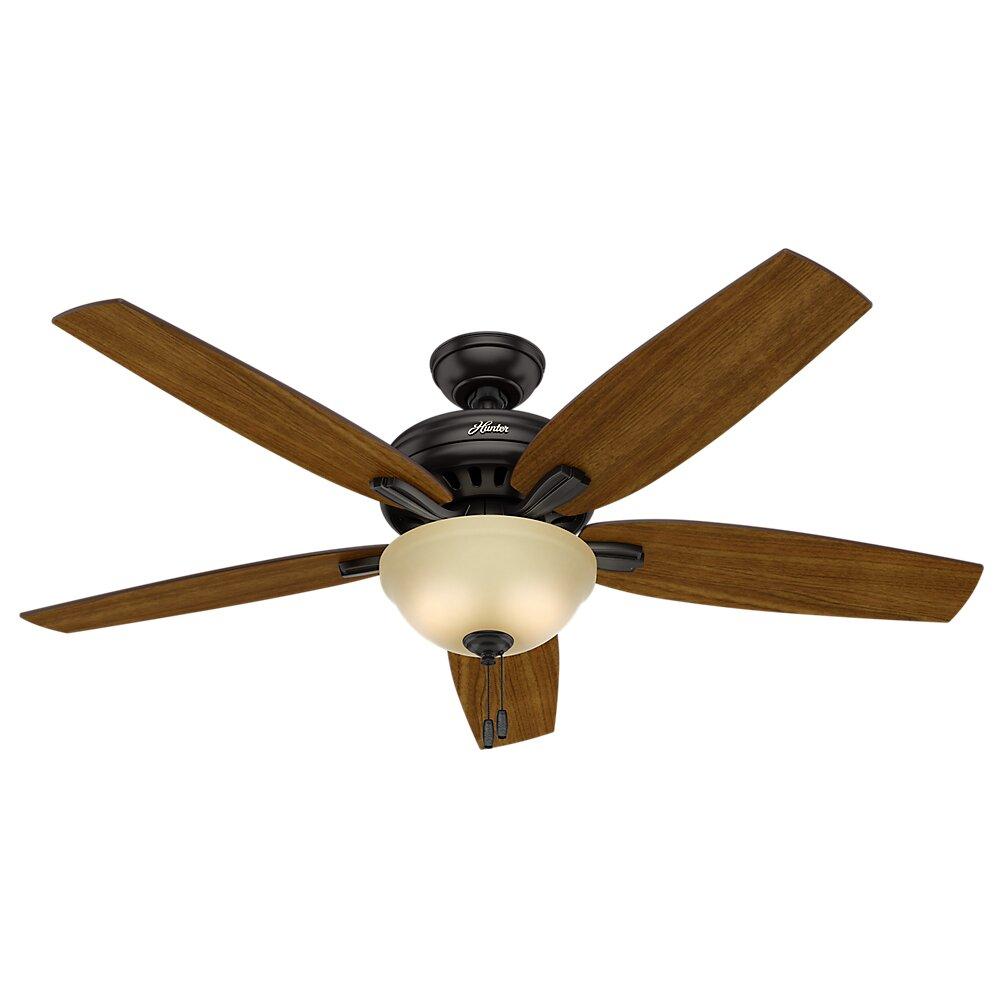 Hunter Fan 56 Newsome 5 Blade Ceiling Fan Amp Reviews