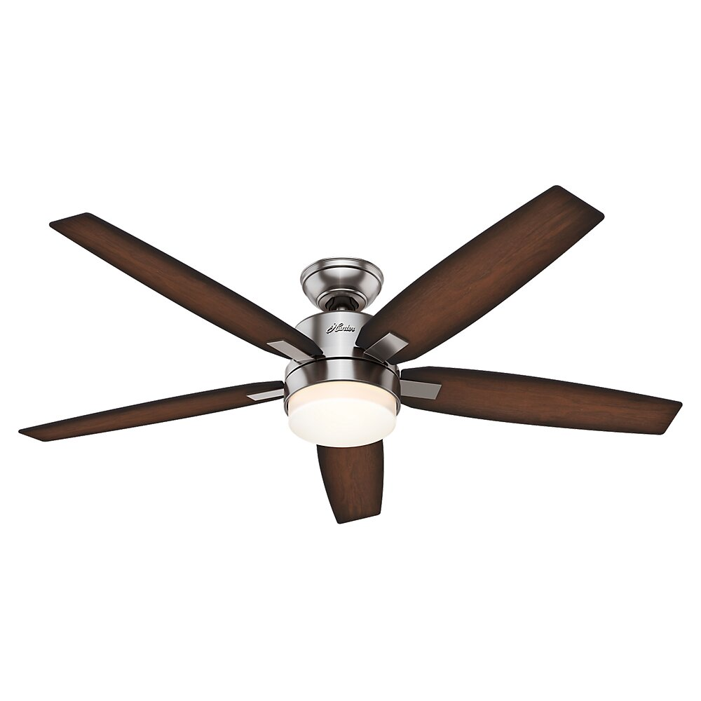 Hunter Fan 54 Windemere 5 Blade Ceiling Fan With Remote